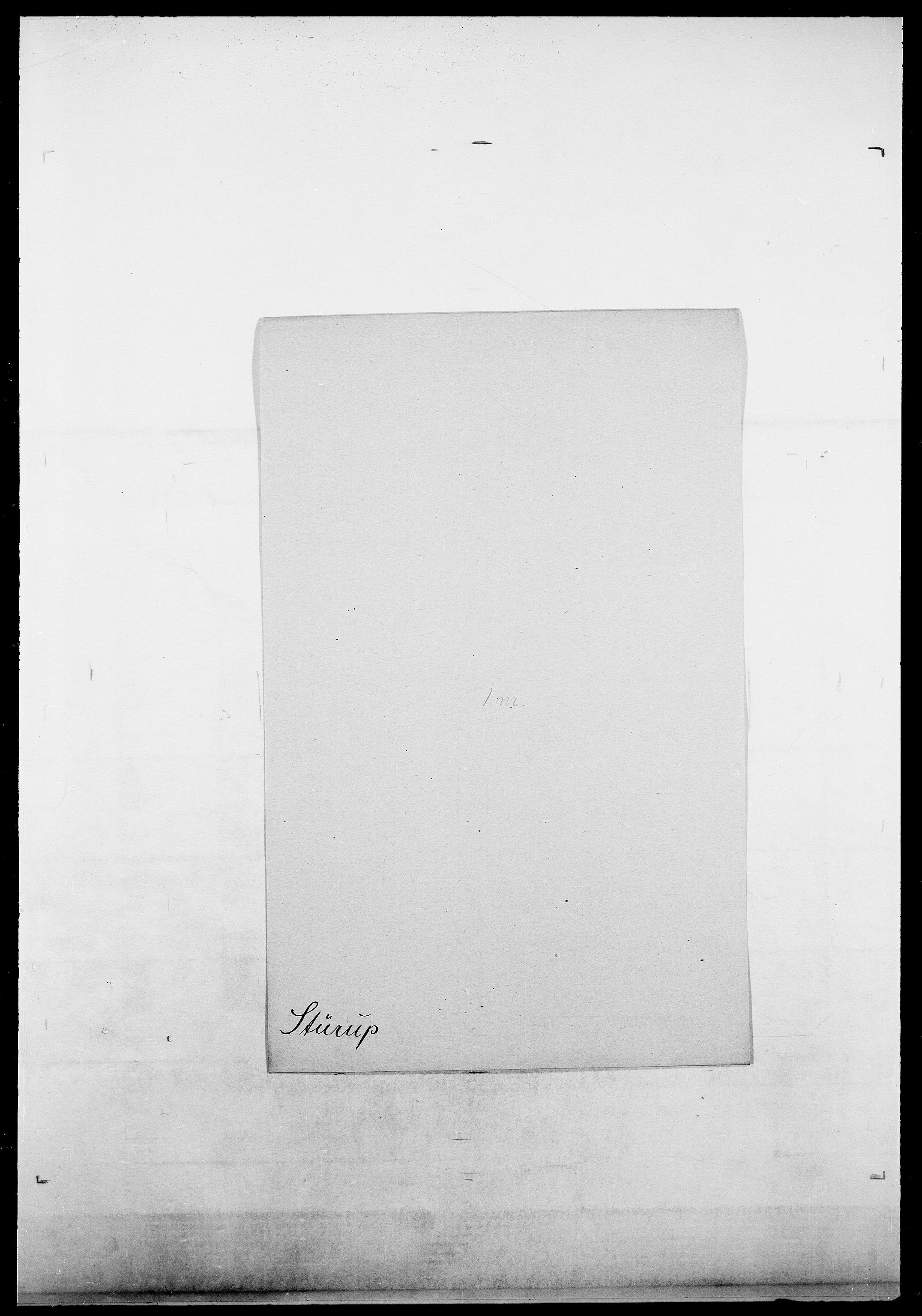 SAO, Delgobe, Charles Antoine - samling, D/Da/L0037: Steen, Sthen, Stein - Svare, Svanige, Svanne, se også Svanning og Schwane, s. 811