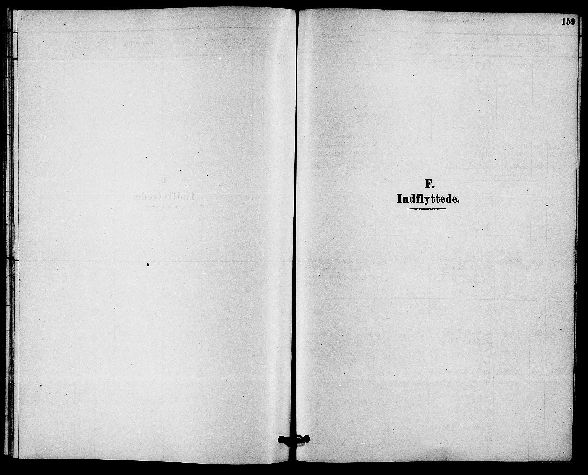 SAKO, Solum kirkebøker, F/Fb/L0001: Ministerialbok nr. II 1, 1877-1892, s. 159
