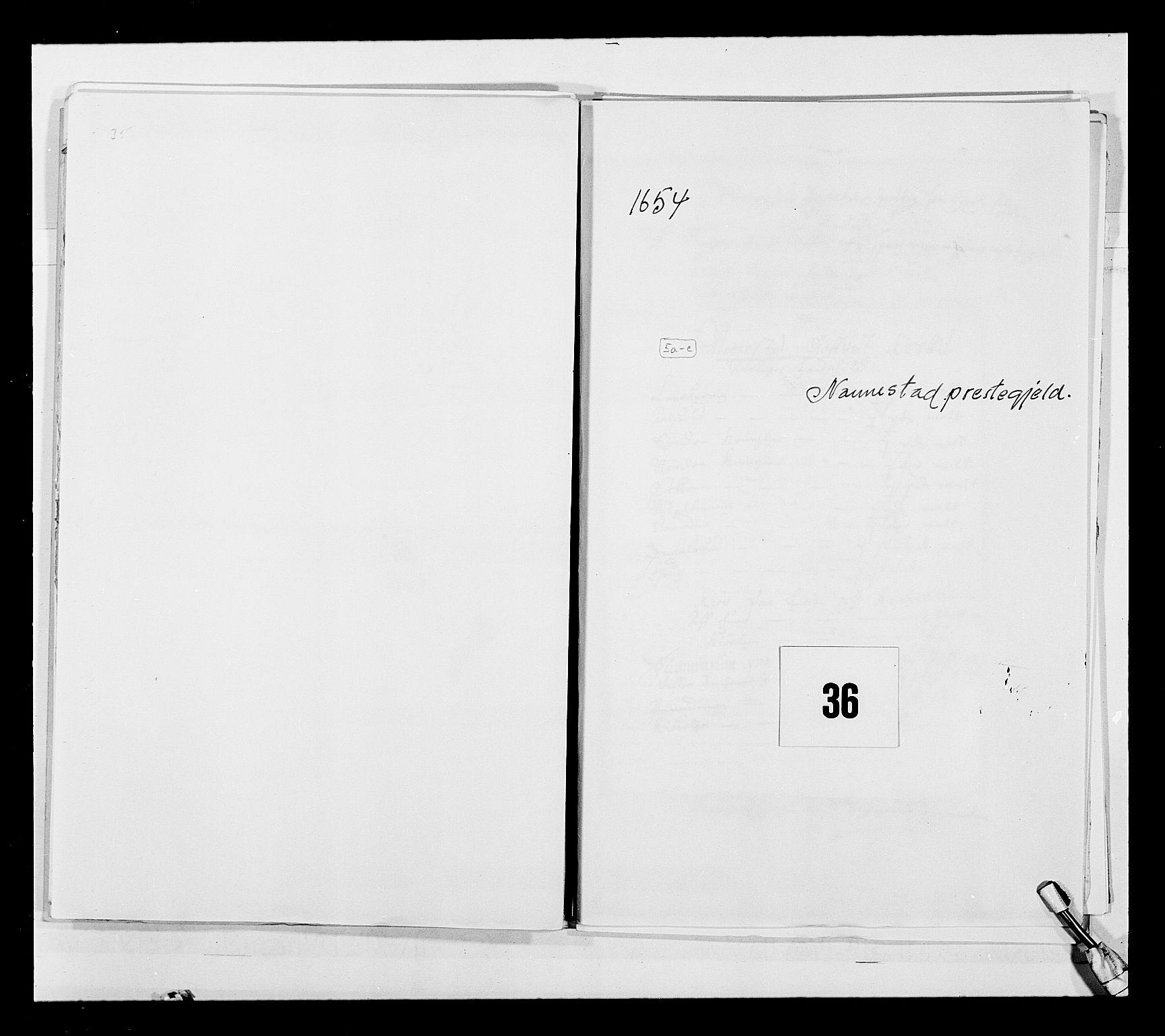 RA, Stattholderembetet 1572-1771, Ek/L0030: Jordebøker 1633-1658:, 1654, s. 167