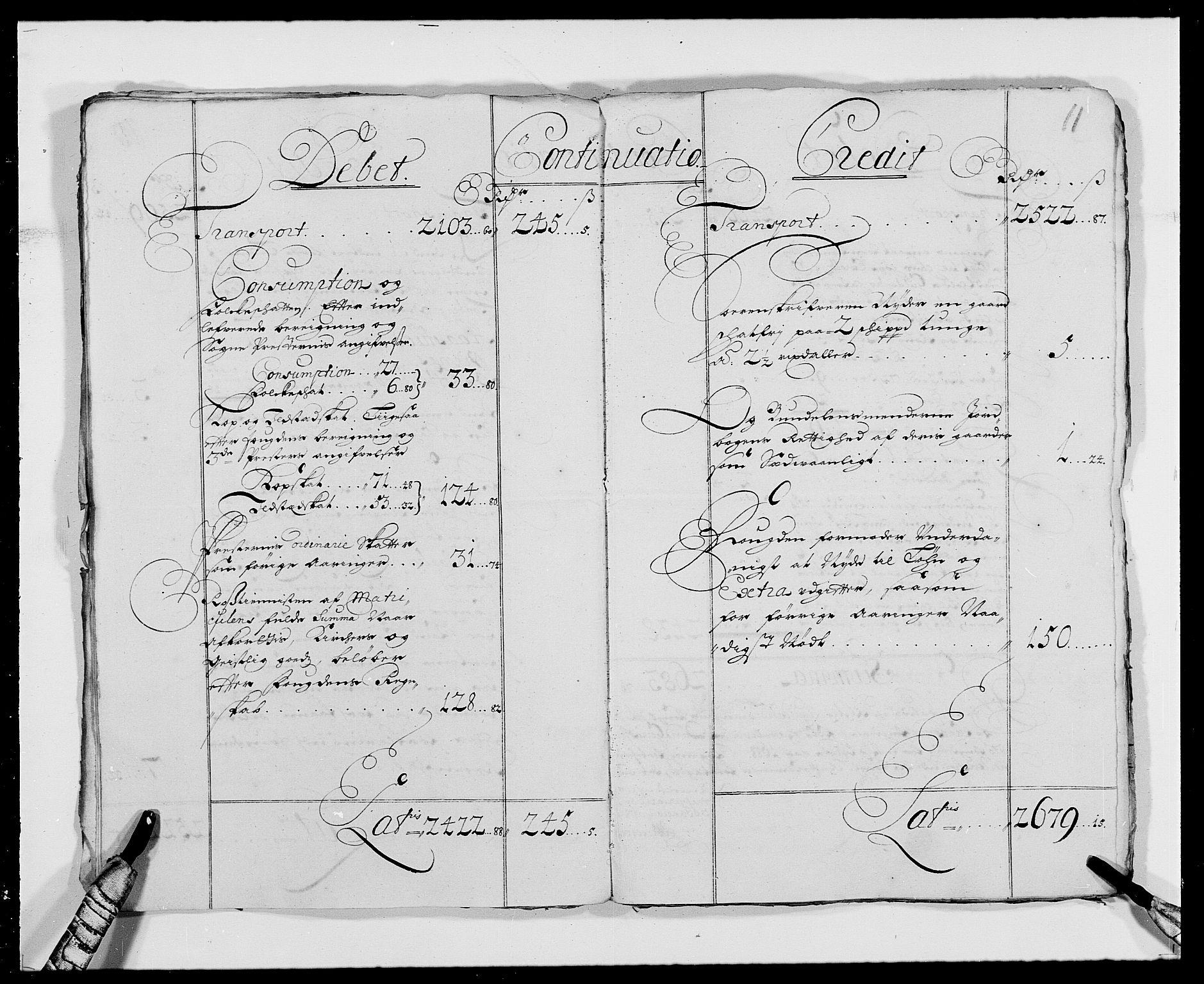 RA, Rentekammeret inntil 1814, Reviderte regnskaper, Fogderegnskap, R24/L1573: Fogderegnskap Numedal og Sandsvær, 1687-1691, s. 233