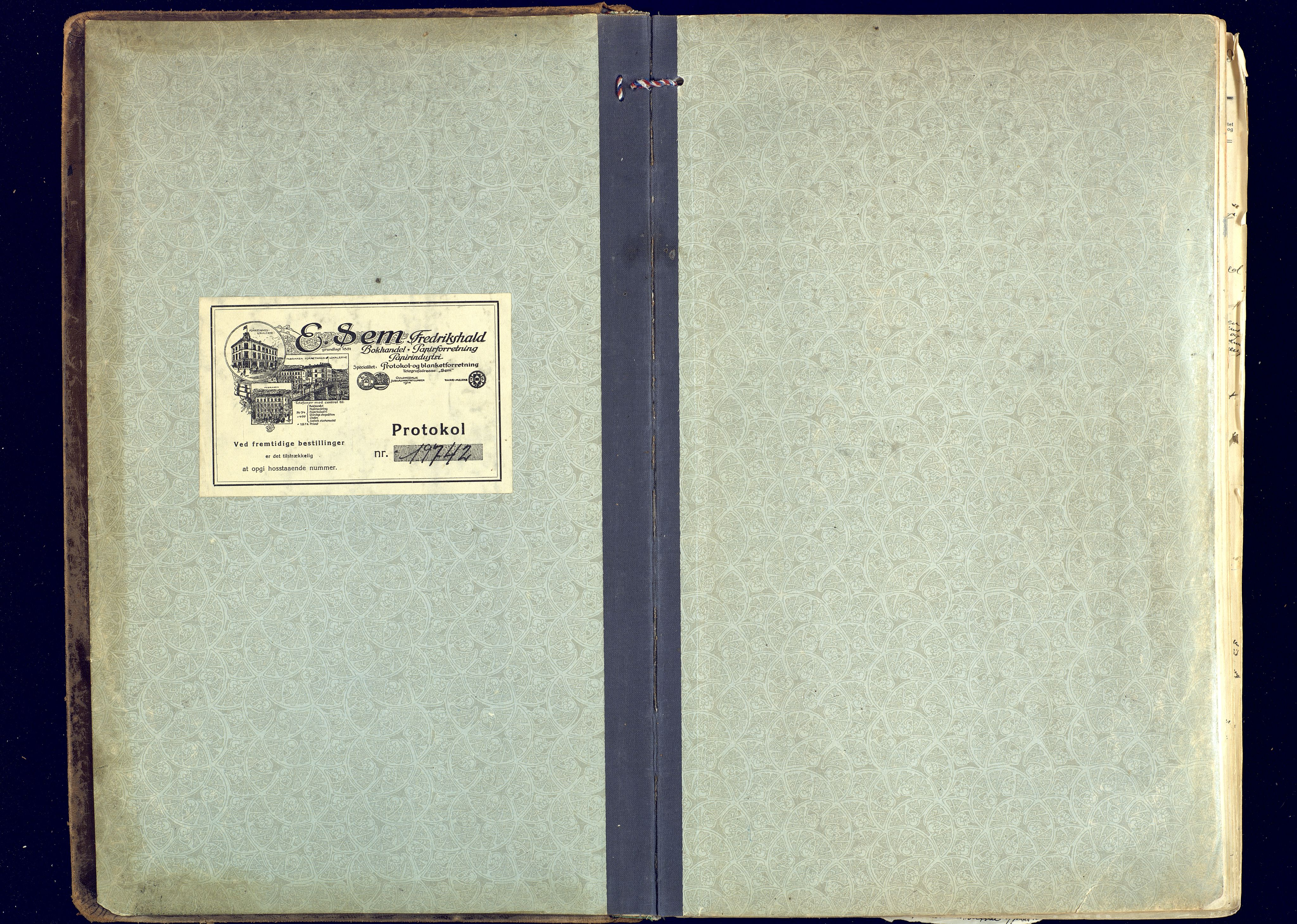 SATØ, Målselv sokneprestembete, Ministerialbok nr. 14, 1919-1932