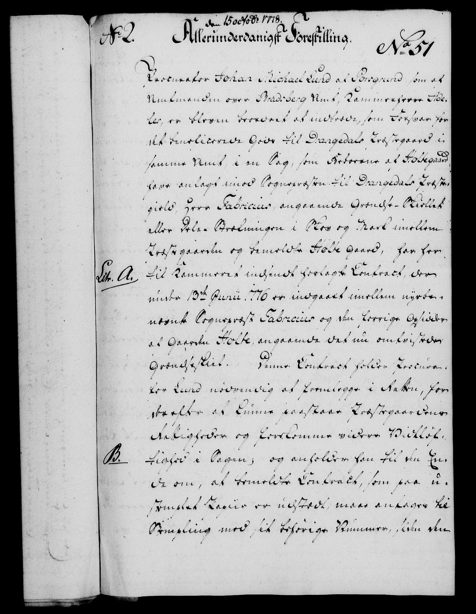 RA, Rentekammeret, Kammerkanselliet, G/Gf/Gfa/L0060: Norsk relasjons- og resolusjonsprotokoll (merket RK 52.60), 1778, s. 461