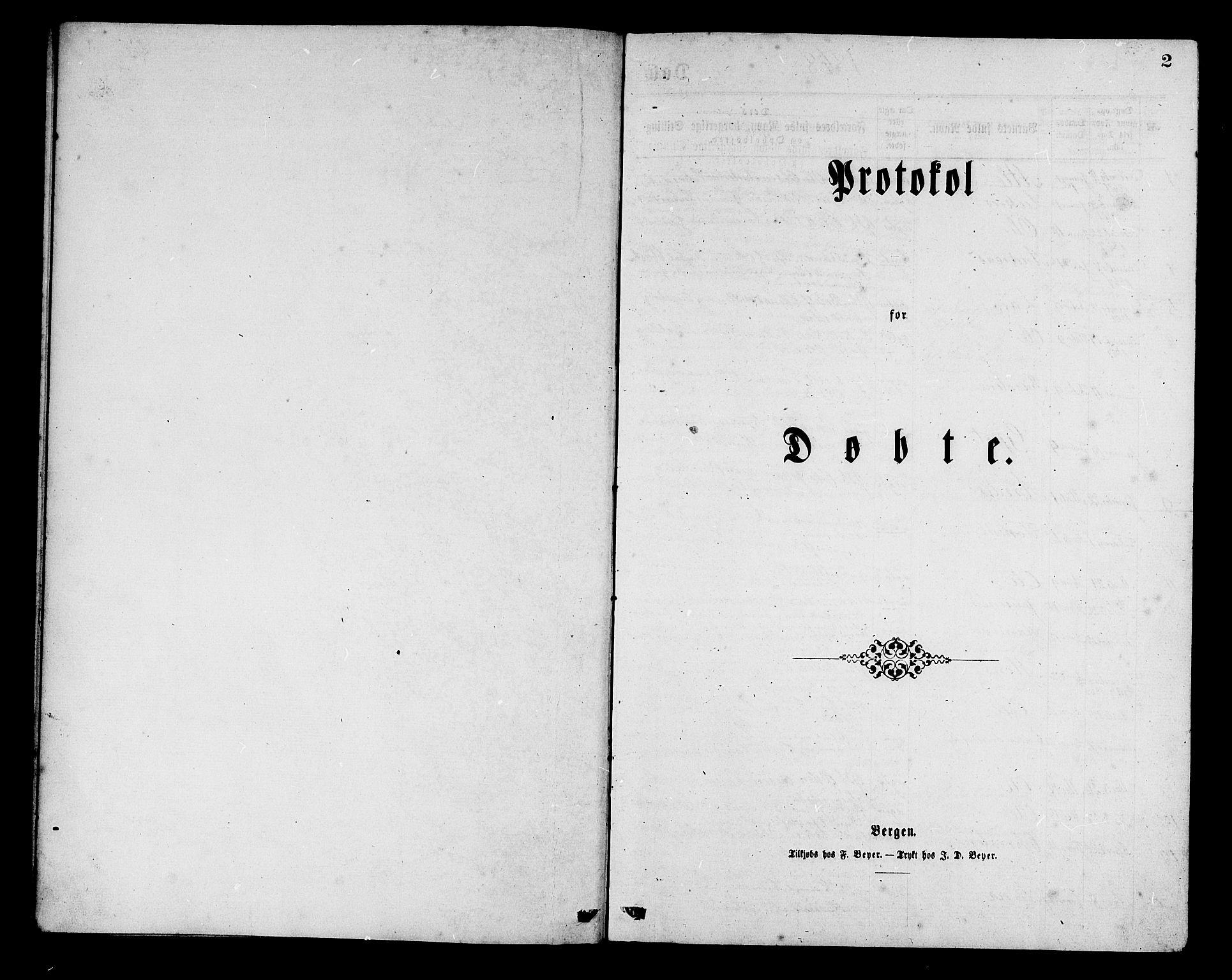 SAB, Aurland Sokneprestembete*, Klokkerbok nr. A 1, 1868-1881
