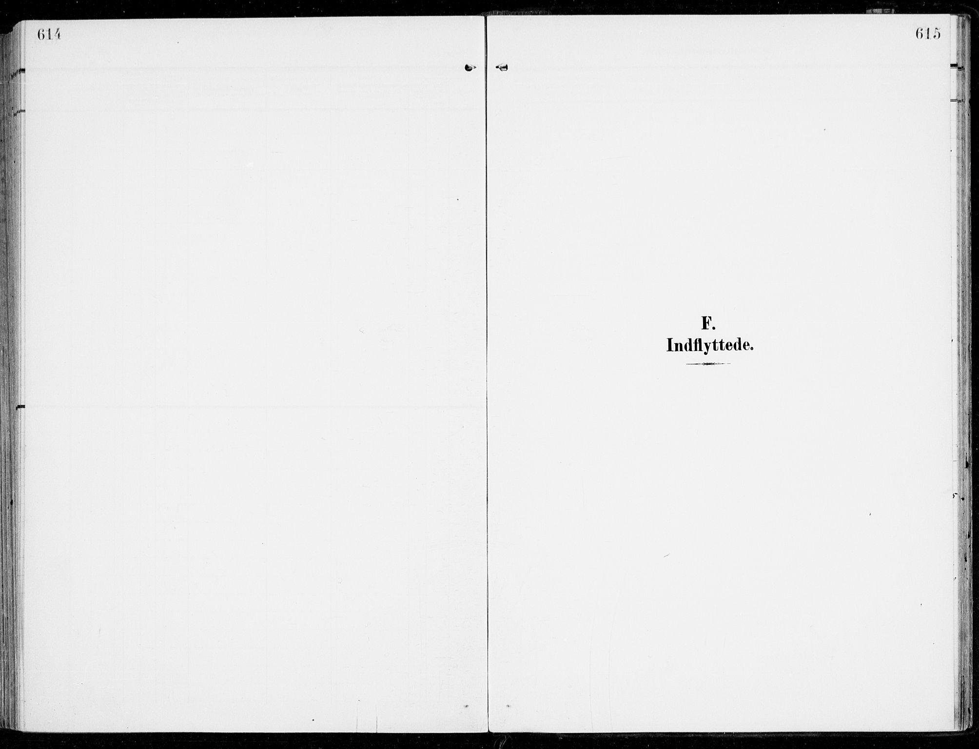SAKO, Sem kirkebøker, F/Fb/L0006: Ministerialbok nr. II 6, 1905-1918, s. 614-615