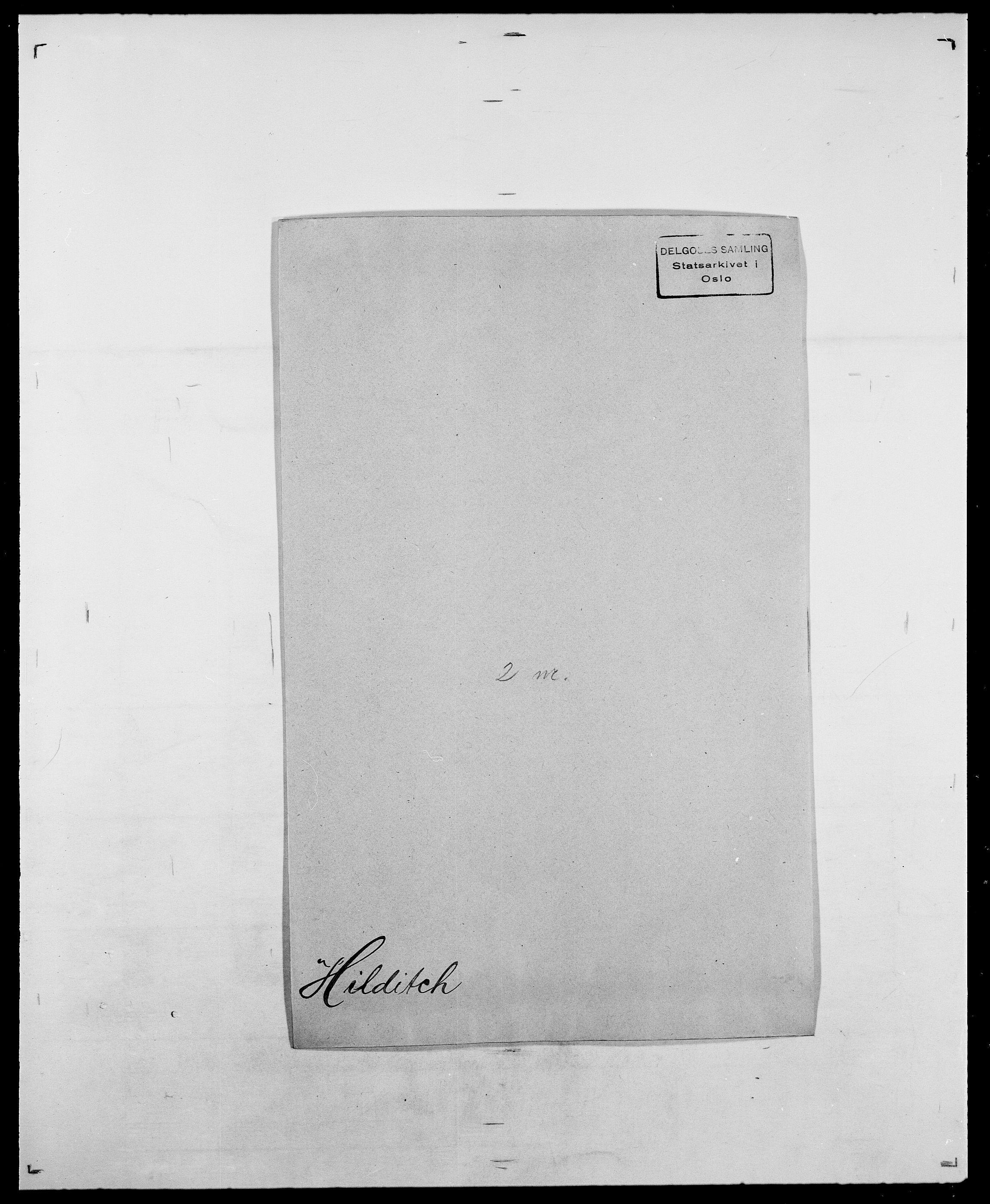 SAO, Delgobe, Charles Antoine - samling, D/Da/L0017: Helander - Hjørne, s. 422