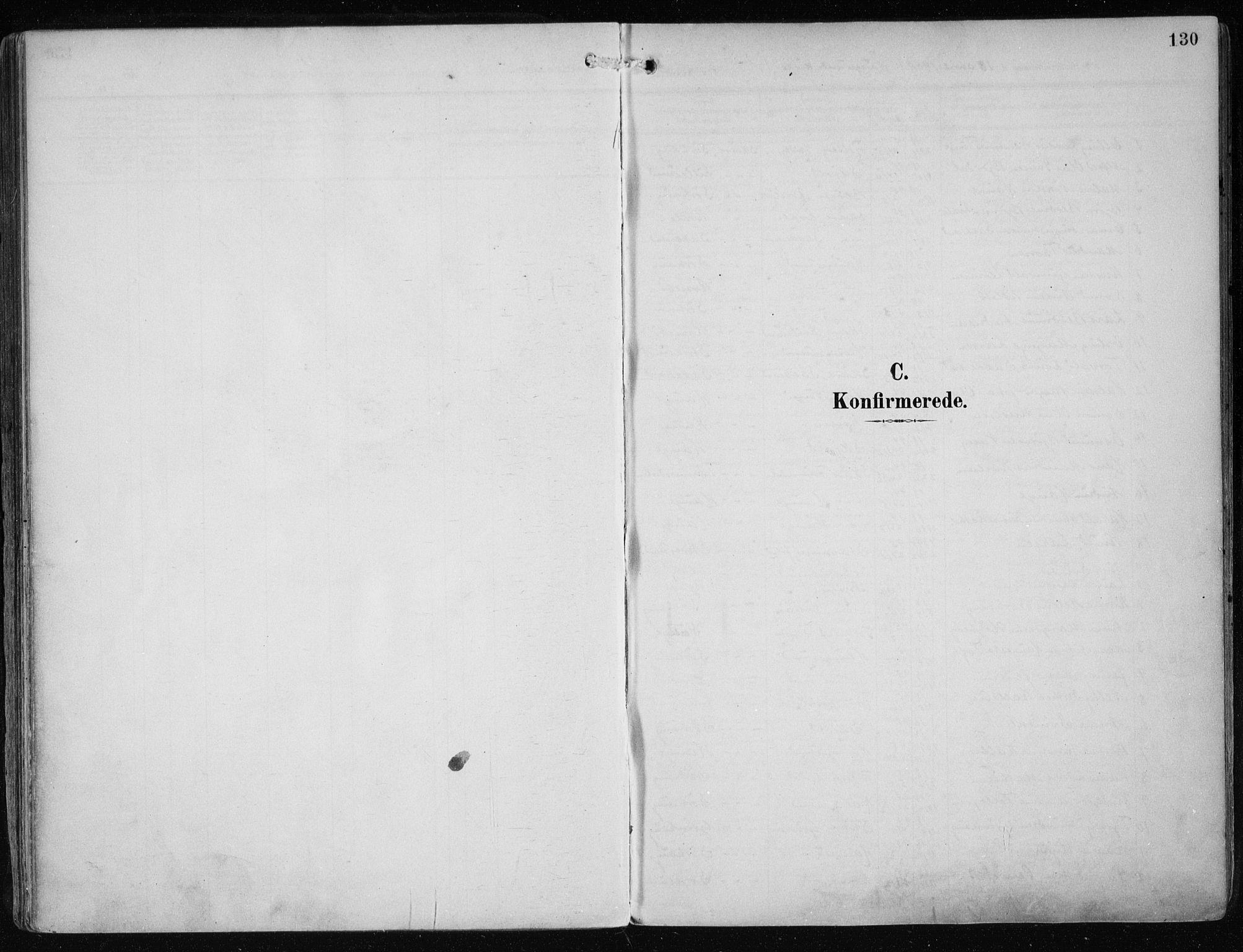 SAST, Haugesund sokneprestkontor, H/Ha/Haa/L0010: Ministerialbok nr. A 10, 1909-1935, s. 130