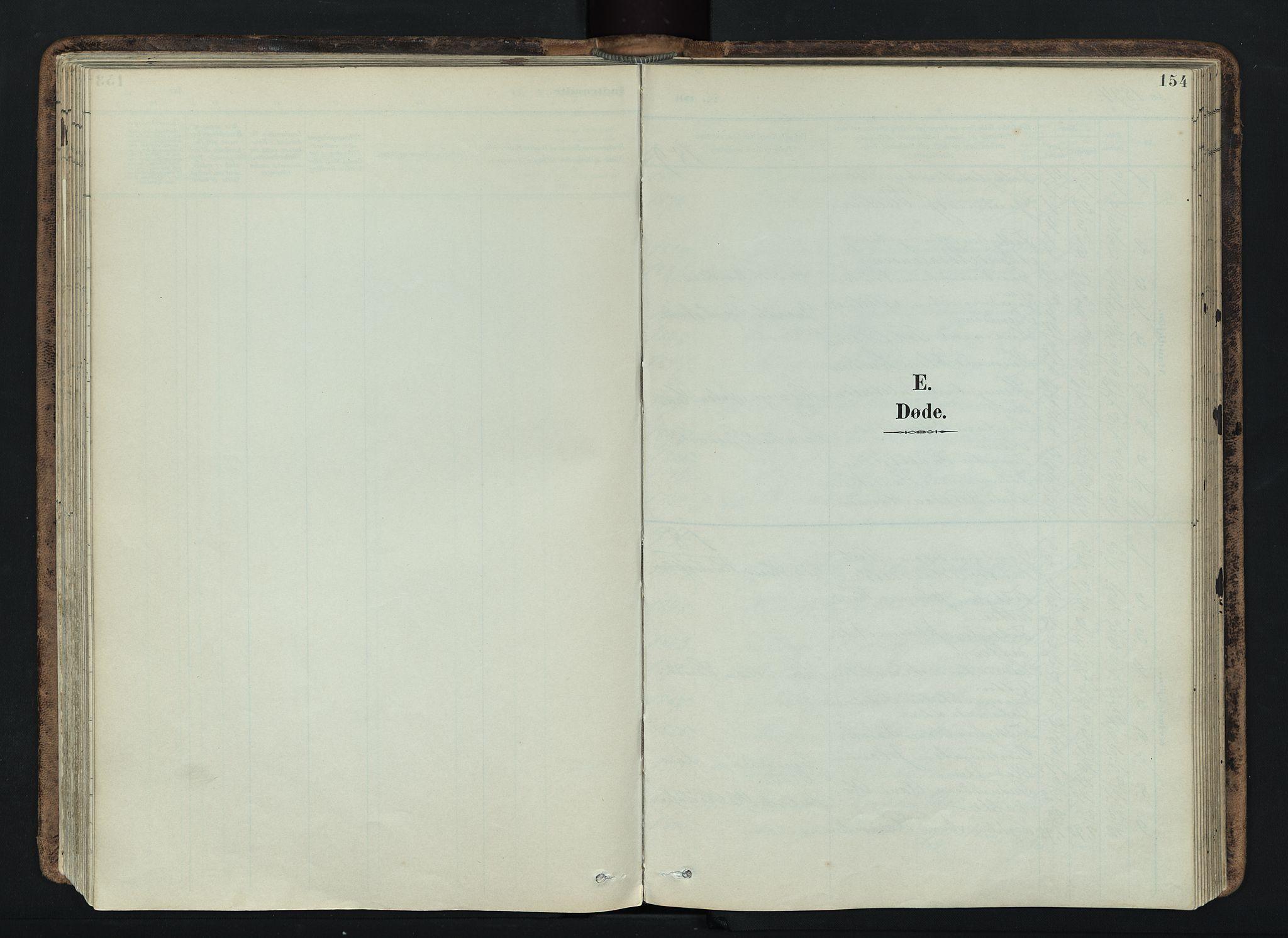 SAH, Vardal prestekontor, H/Ha/Haa/L0019: Ministerialbok nr. 19, 1893-1907, s. 154