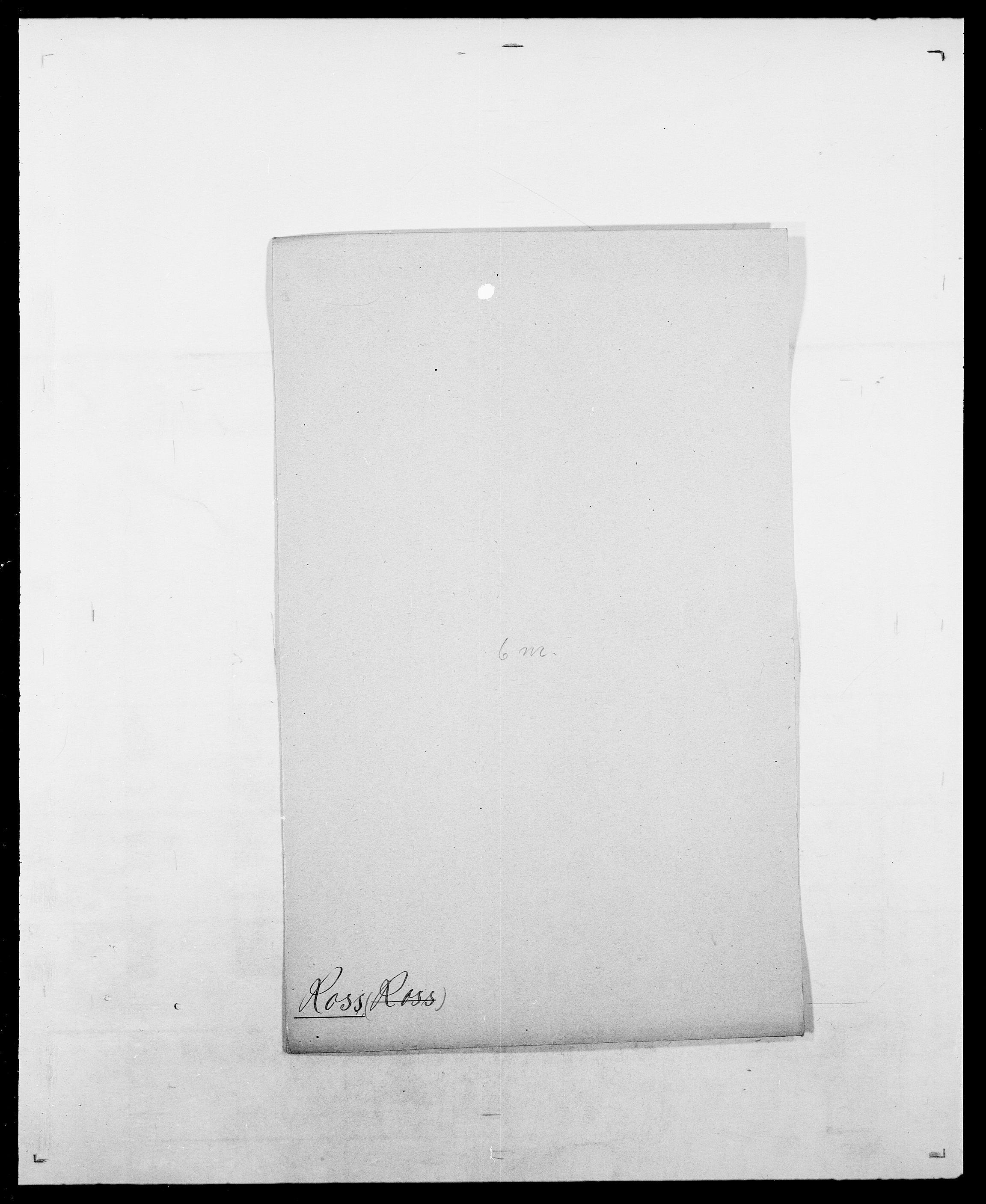 SAO, Delgobe, Charles Antoine - samling, D/Da/L0033: Roald - Røyem, s. 339