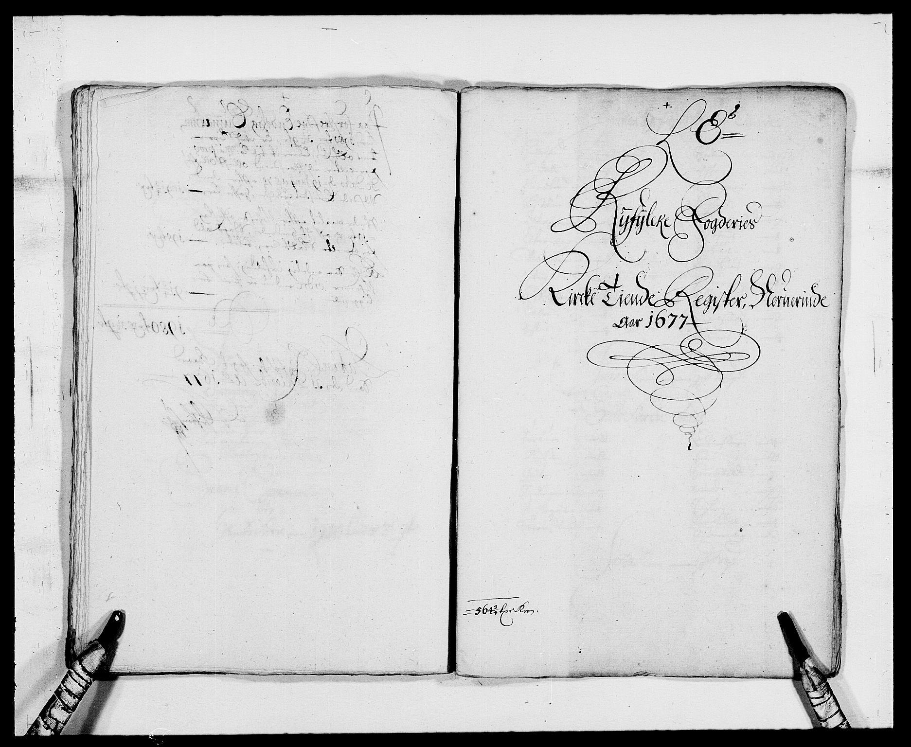 RA, Rentekammeret inntil 1814, Reviderte regnskaper, Fogderegnskap, R47/L2847: Fogderegnskap Ryfylke, 1677, s. 166