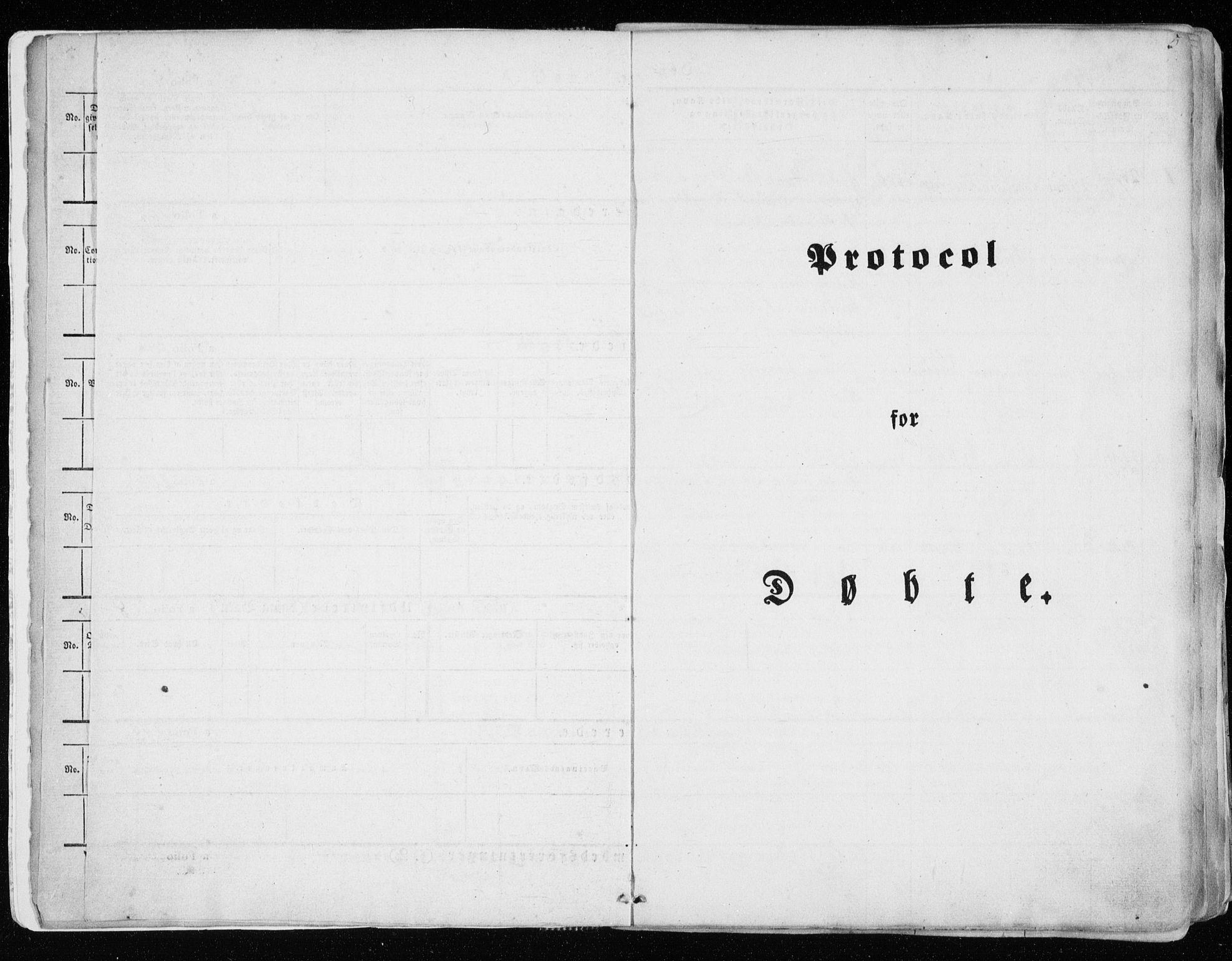 SATØ, Tranøy sokneprestkontor, I/Ia/Iaa/L0006kirke: Ministerialbok nr. 6, 1844-1855