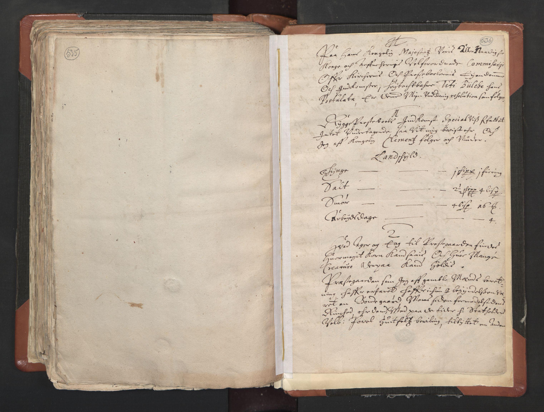 RA, Sogneprestenes manntall 1664-1666, nr. 1: Nedre Borgesyssel prosti, 1664-1666, s. 535-536