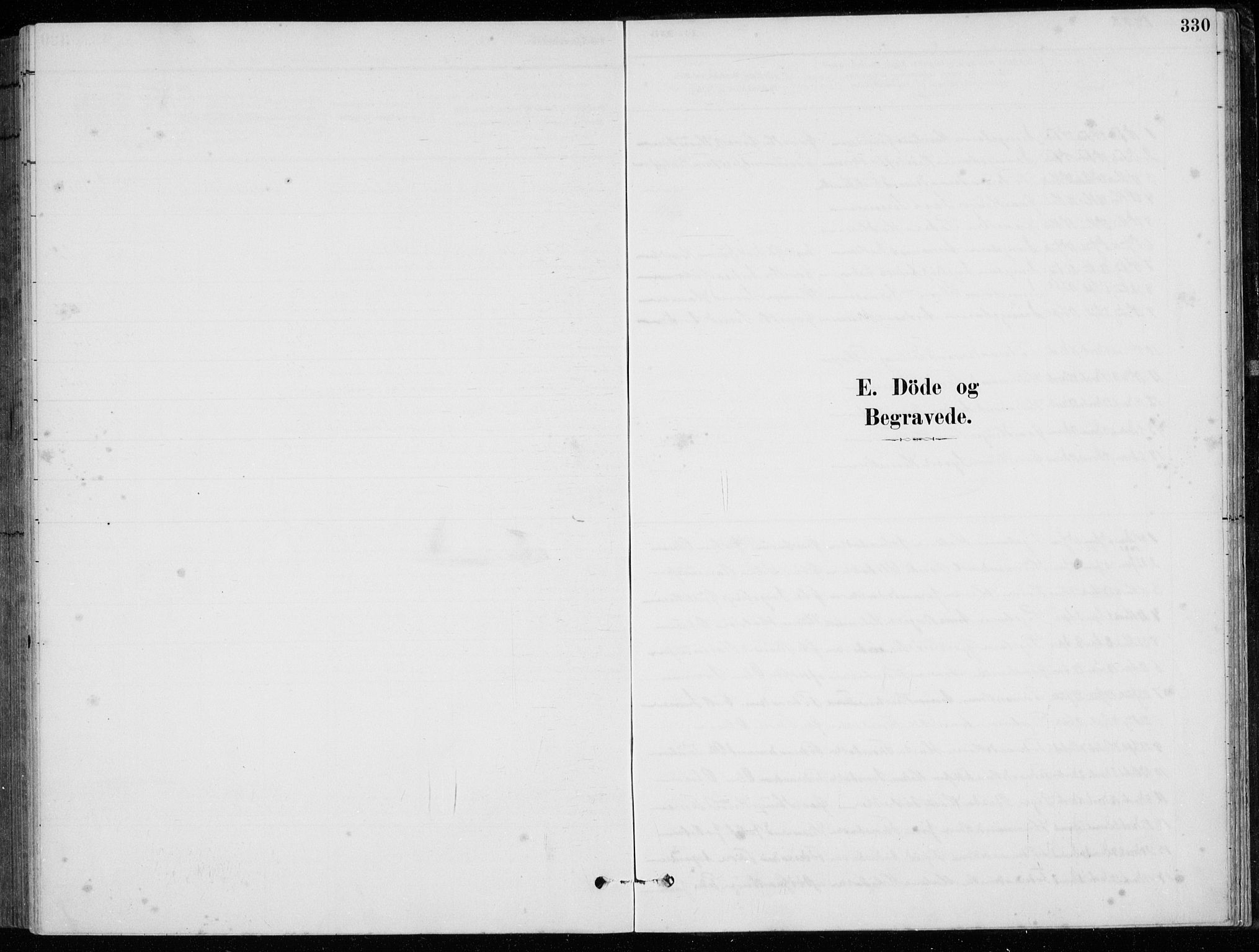 SAST, Strand sokneprestkontor, H/Ha/Hab/L0004: Klokkerbok nr. B 4, 1878-1903, s. 330