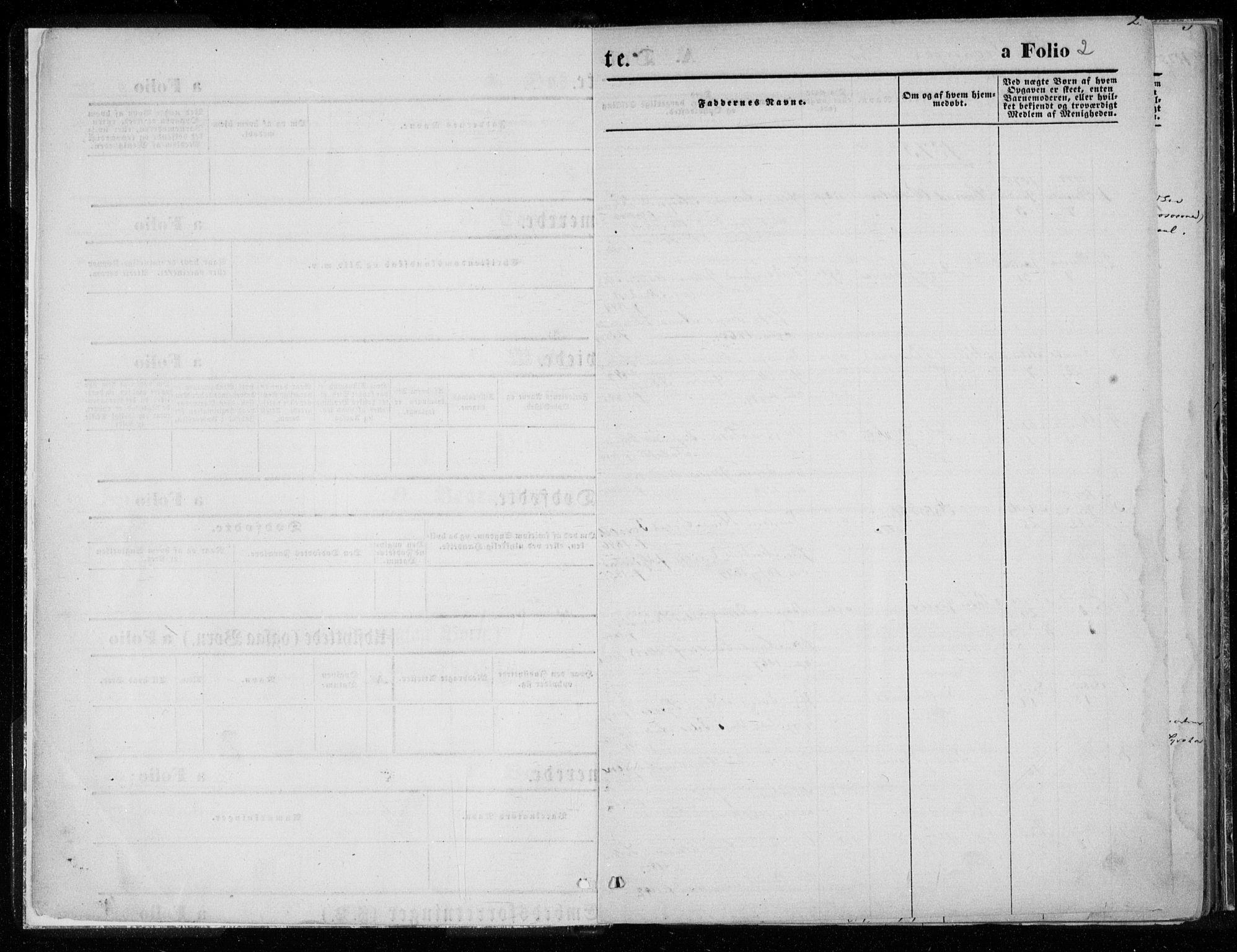 SAT, Ministerialprotokoller, klokkerbøker og fødselsregistre - Nord-Trøndelag, 720/L0187: Ministerialbok nr. 720A04 /1, 1875-1879, s. 2