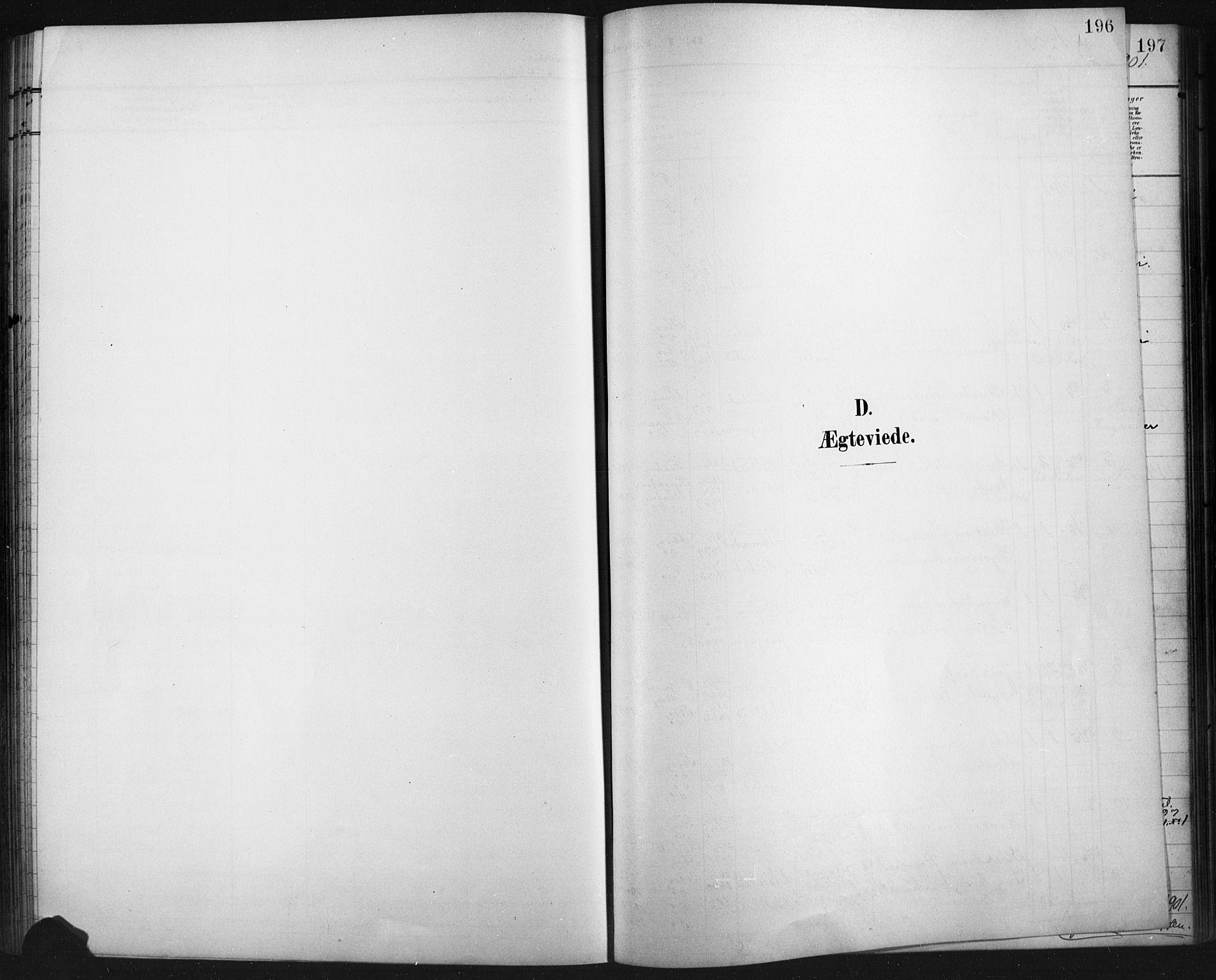 SAH, Fåberg prestekontor, Klokkerbok nr. 11, 1901-1921, s. 196