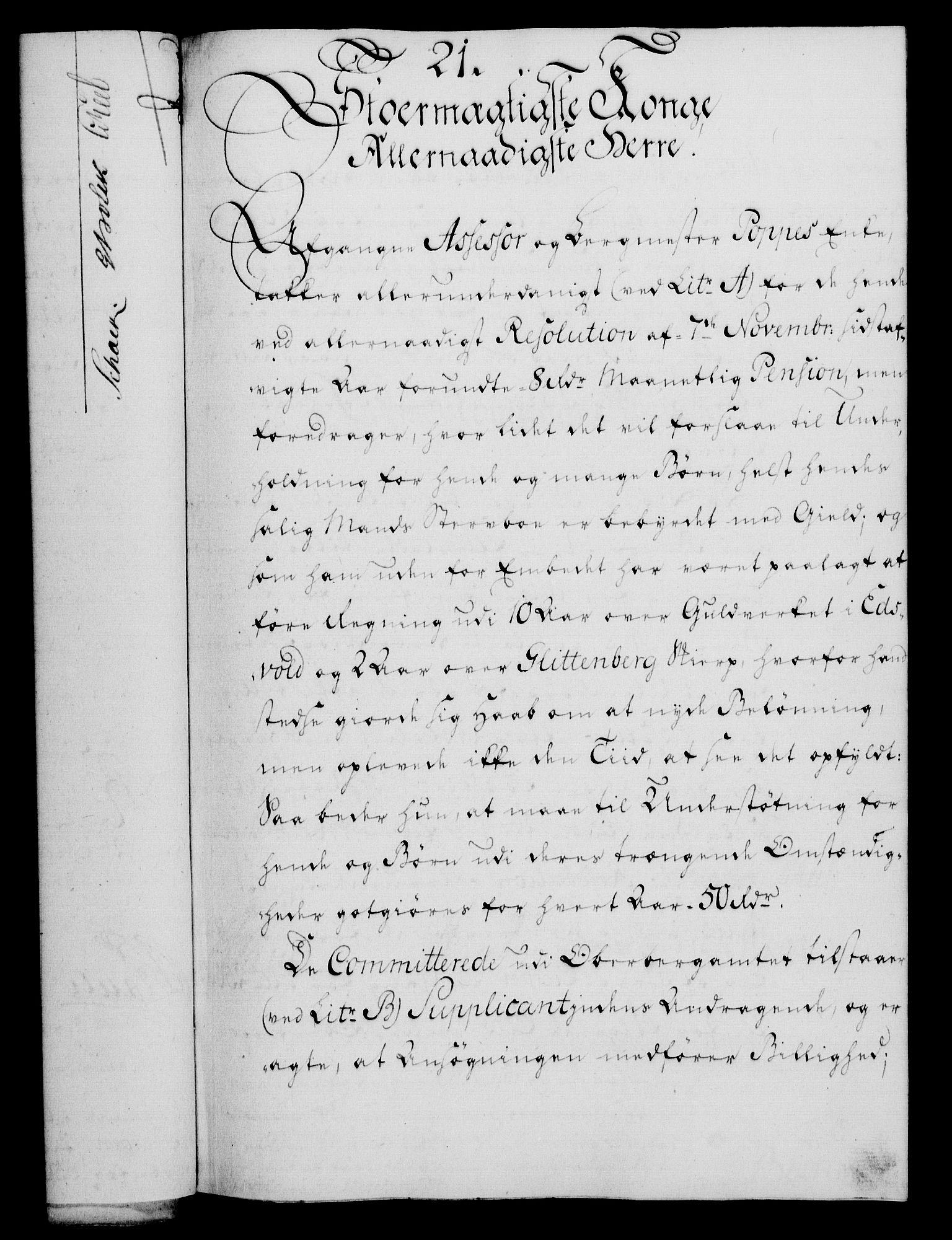 RA, Rentekammeret, Kammerkanselliet, G/Gf/Gfa/L0052: Norsk relasjons- og resolusjonsprotokoll (merket RK 52.52), 1770, s. 115