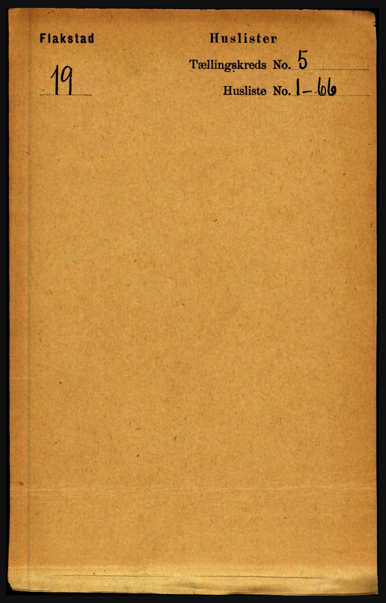 RA, Folketelling 1891 for 1859 Flakstad herred, 1891, s. 2403