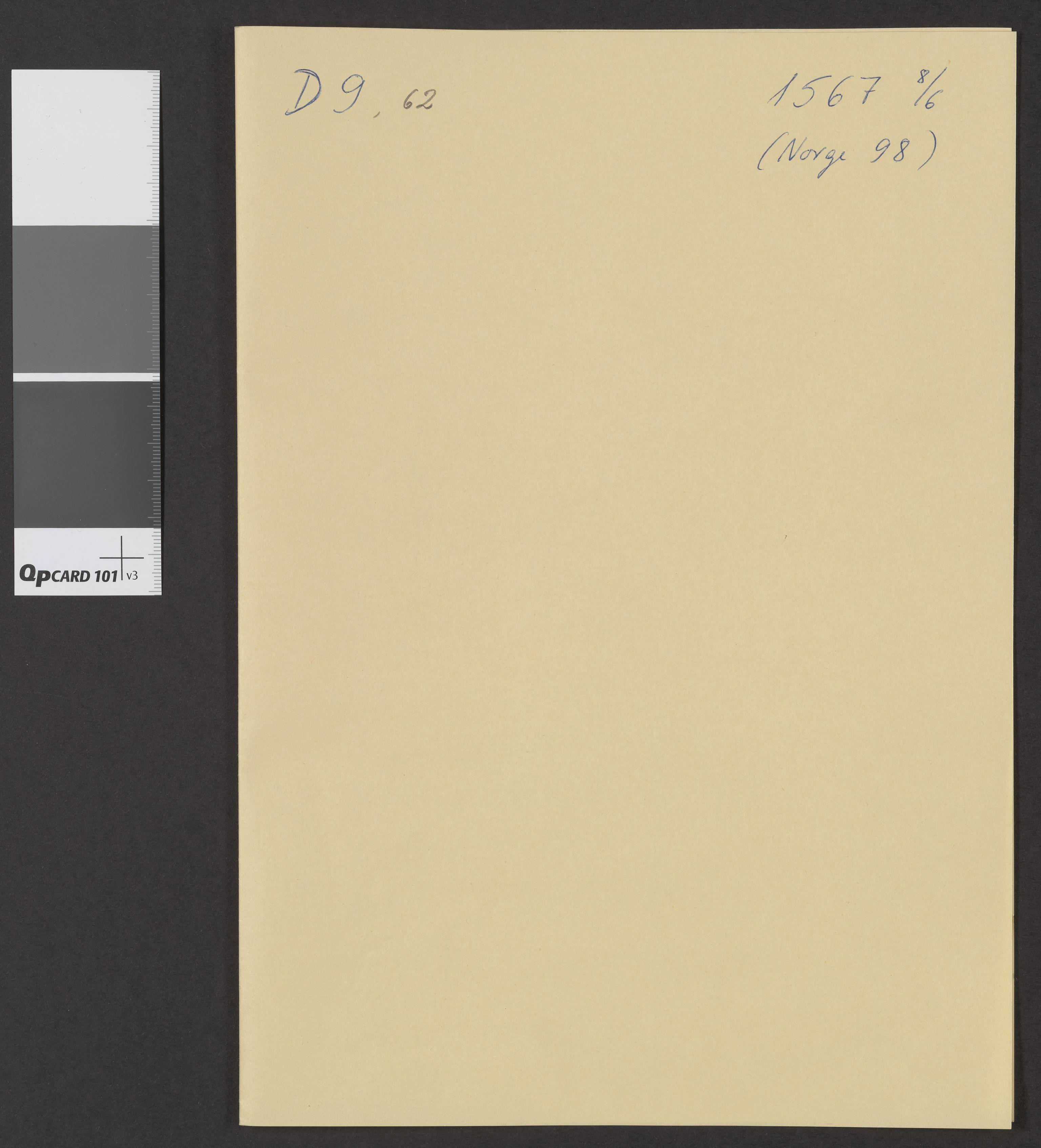 RA, Riksarkivets diplomsamling, F06/L0053: Dokument nr. 90, 98, 100-101, 104a