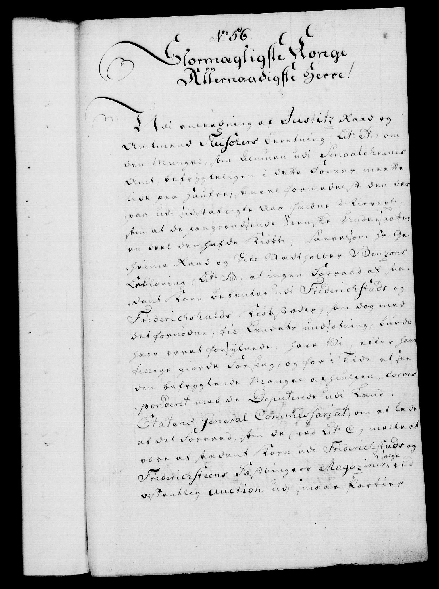 RA, Rentekammeret, Kammerkanselliet, G/Gf/Gfa/L0038: Norsk relasjons- og resolusjonsprotokoll (merket RK 52.38), 1756, s. 272