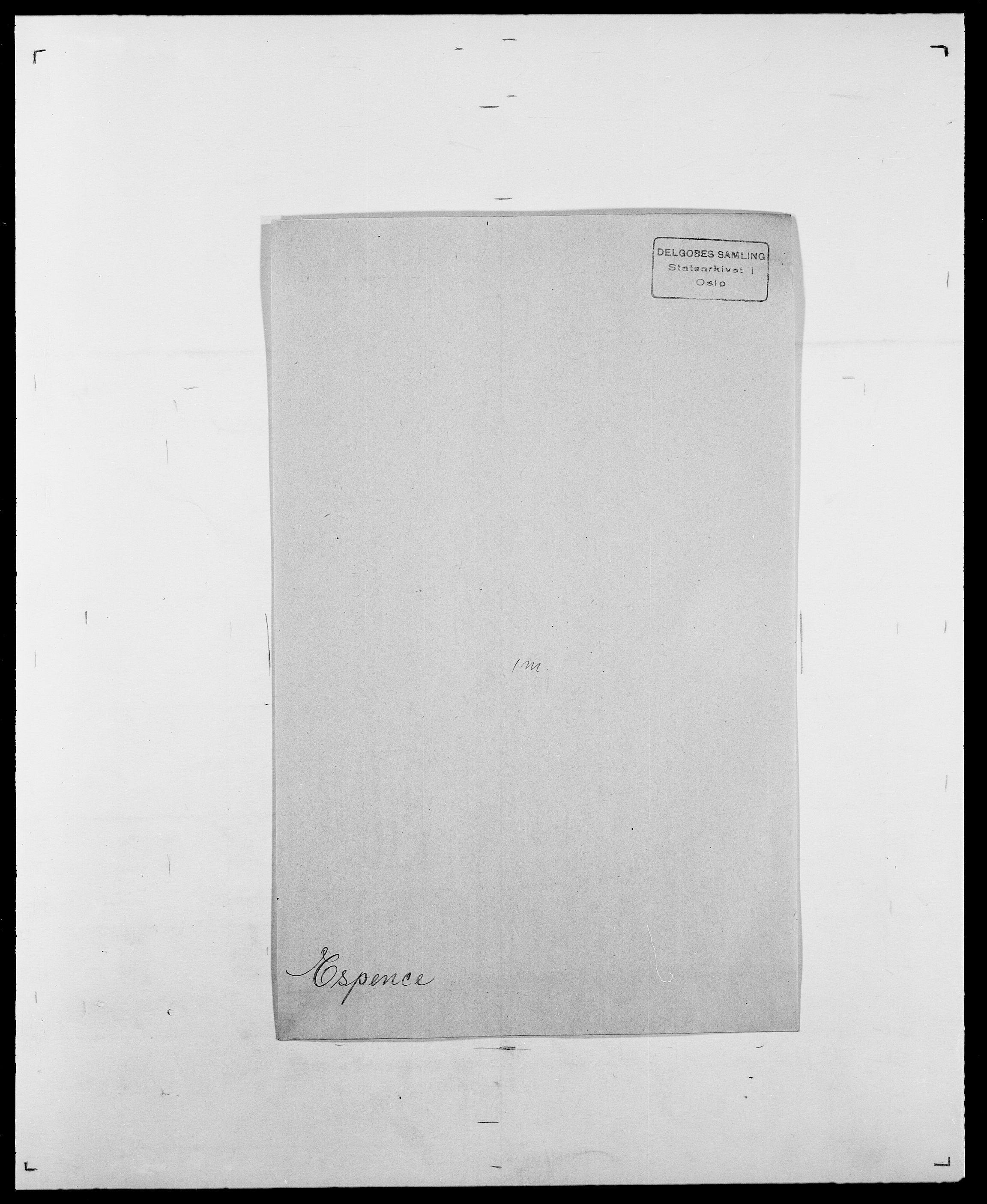 SAO, Delgobe, Charles Antoine - samling, D/Da/L0010: Dürendahl - Fagelund, s. 656