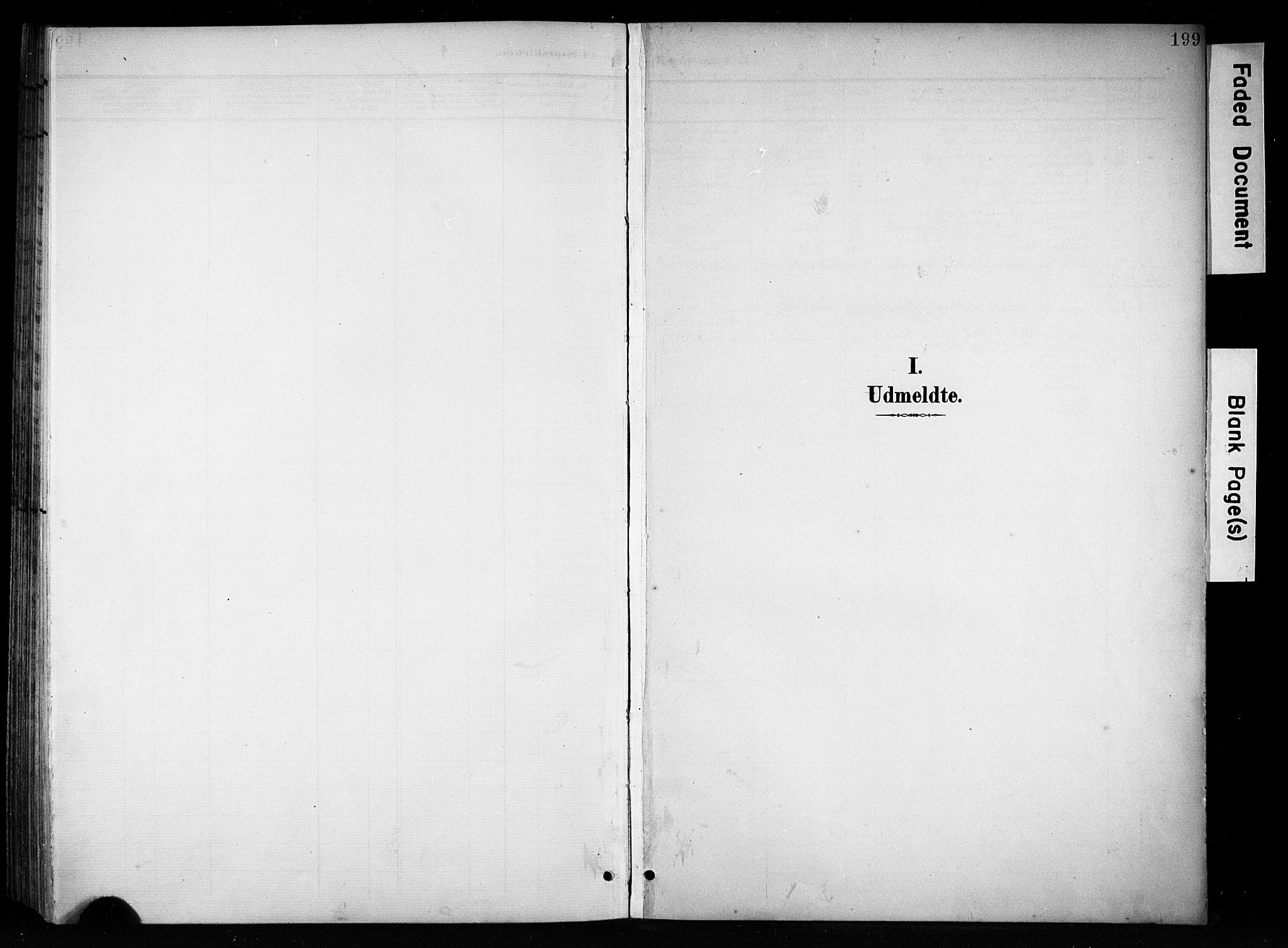 SAH, Brandbu prestekontor, Ministerialbok nr. 1, 1900-1912, s. 199