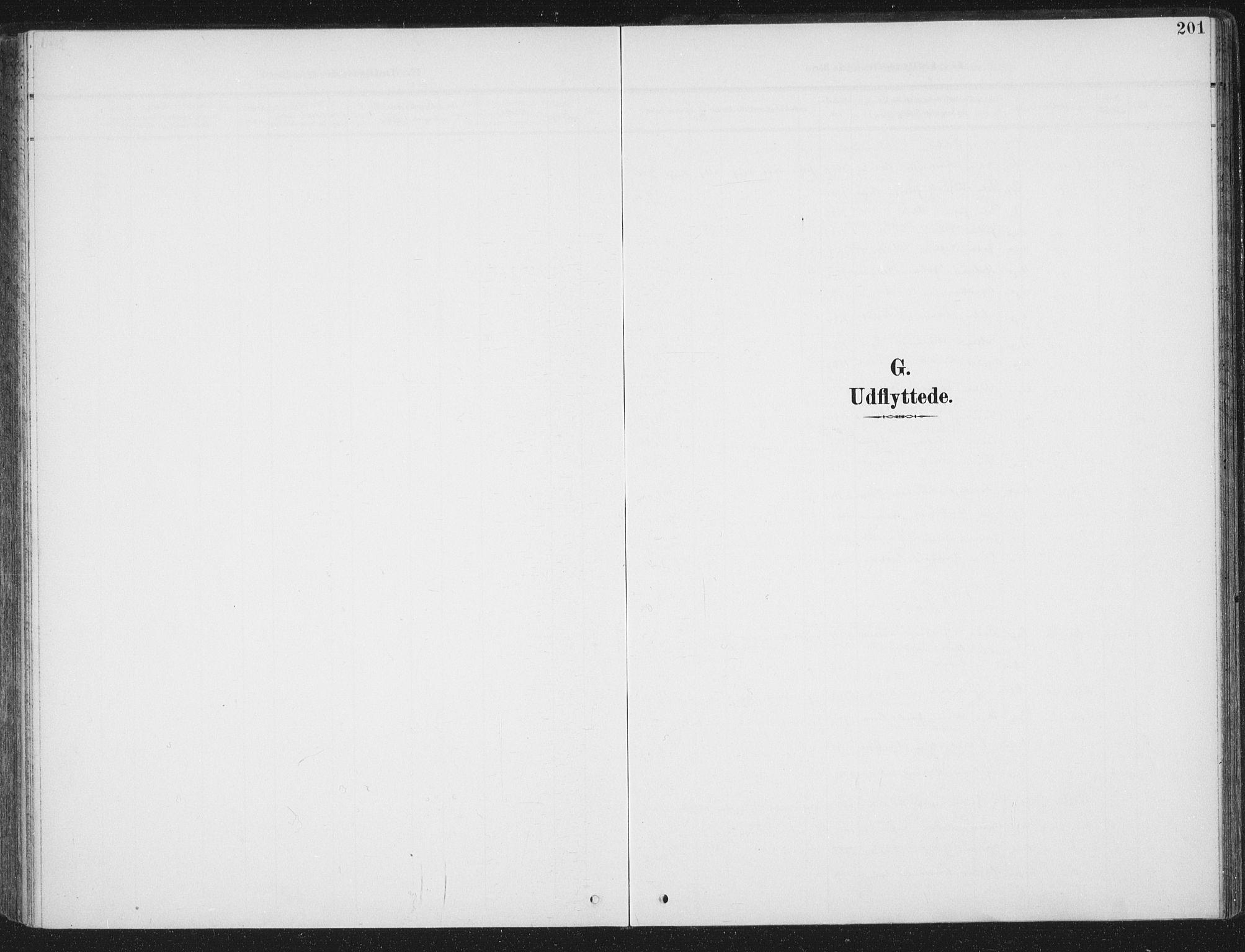 SAT, Ministerialprotokoller, klokkerbøker og fødselsregistre - Sør-Trøndelag, 657/L0709: Ministerialbok nr. 657A10, 1905-1919, s. 201