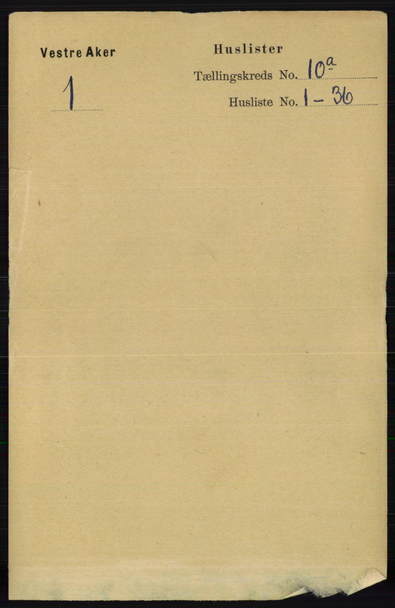 RA, Folketelling 1891 for 0218 Aker herred, 1891, s. 8804