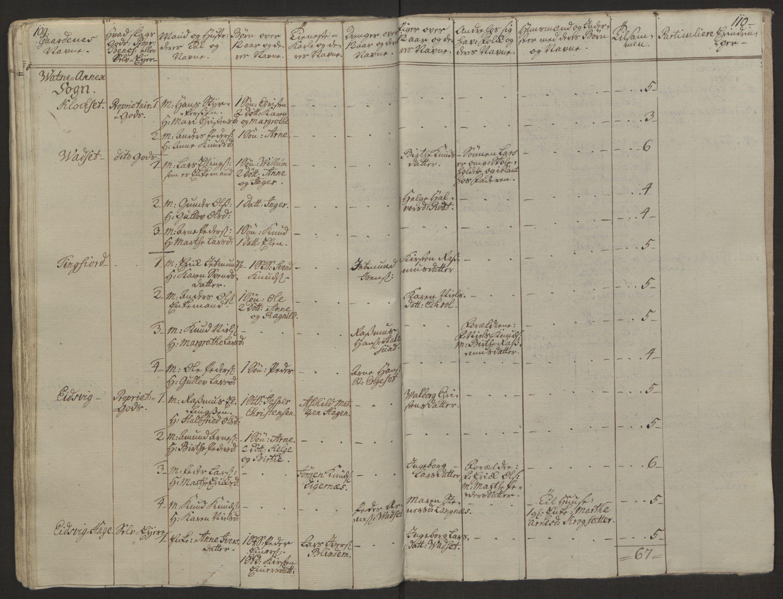 RA, Rentekammeret inntil 1814, Realistisk ordnet avdeling, Ol/L0019: [Gg 10]: Ekstraskatten, 23.09.1762. Sunnmøre, 1762-1763, s. 60