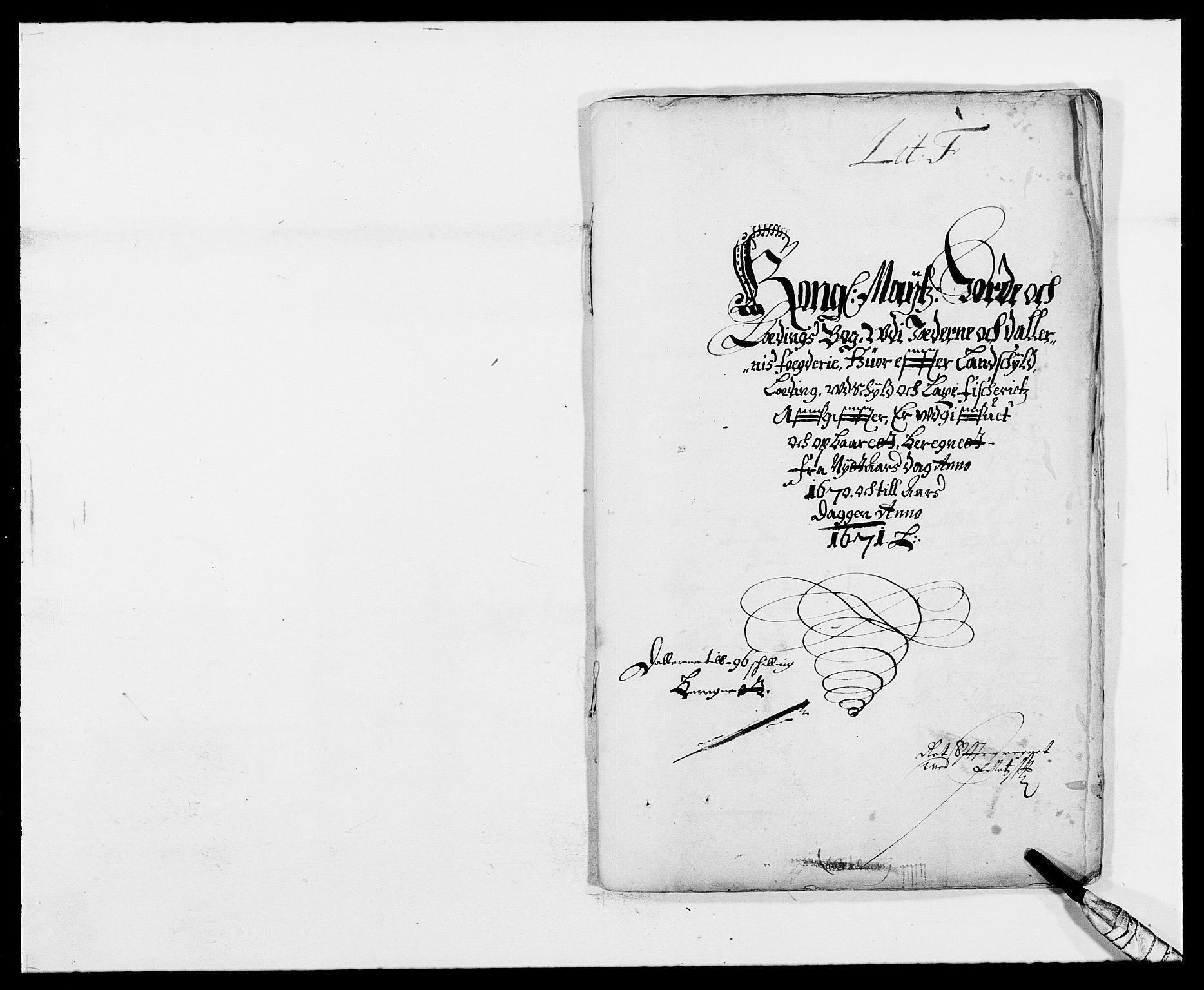 RA, Rentekammeret inntil 1814, Reviderte regnskaper, Fogderegnskap, R46/L2712: Fogderegnskap Jæren og Dalane, 1670-1671, s. 151