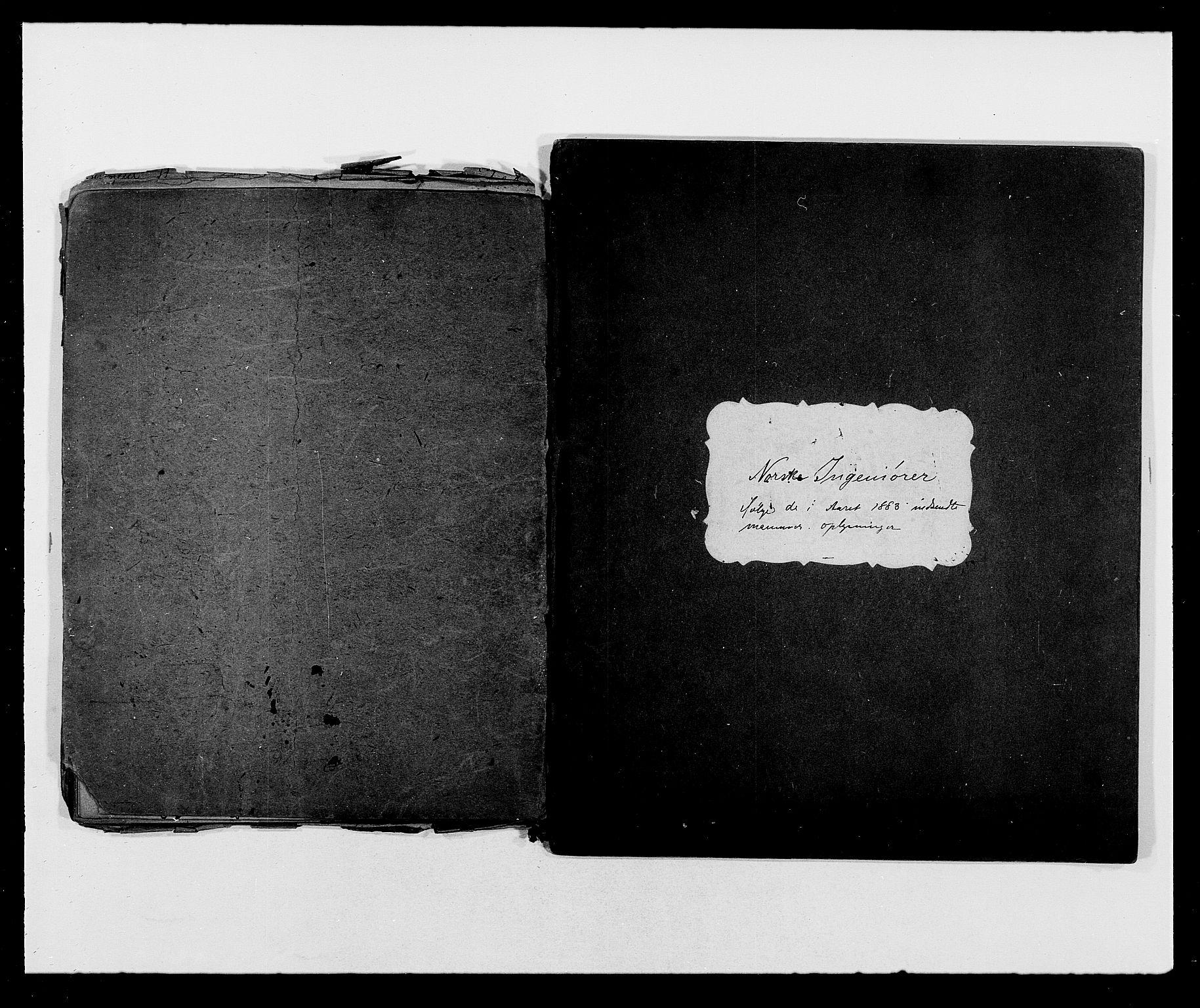 SAO, Delgobe, Charles Antoine - samling, D/Db/L0001: Tilleggspakke, s. 113