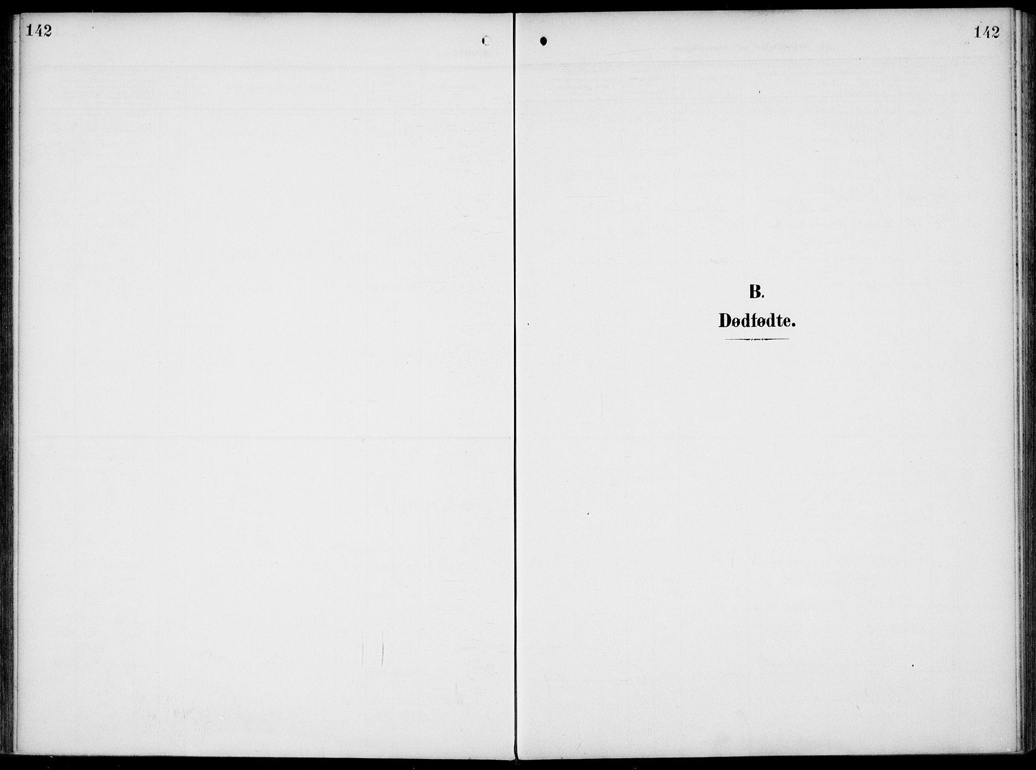 SAKO, Gjerpen kirkebøker, F/Fa/L0012: Ministerialbok nr. 12, 1905-1913, s. 142