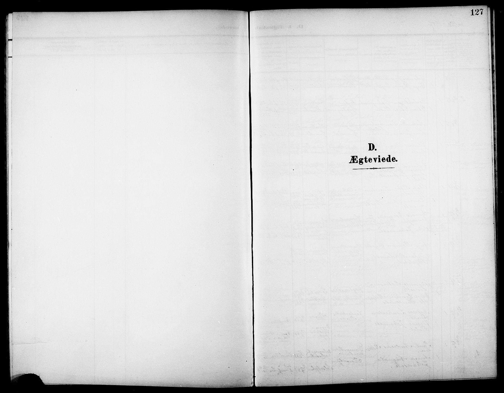 SAT, Ministerialprotokoller, klokkerbøker og fødselsregistre - Nord-Trøndelag, 744/L0424: Klokkerbok nr. 744C03, 1906-1923, s. 127