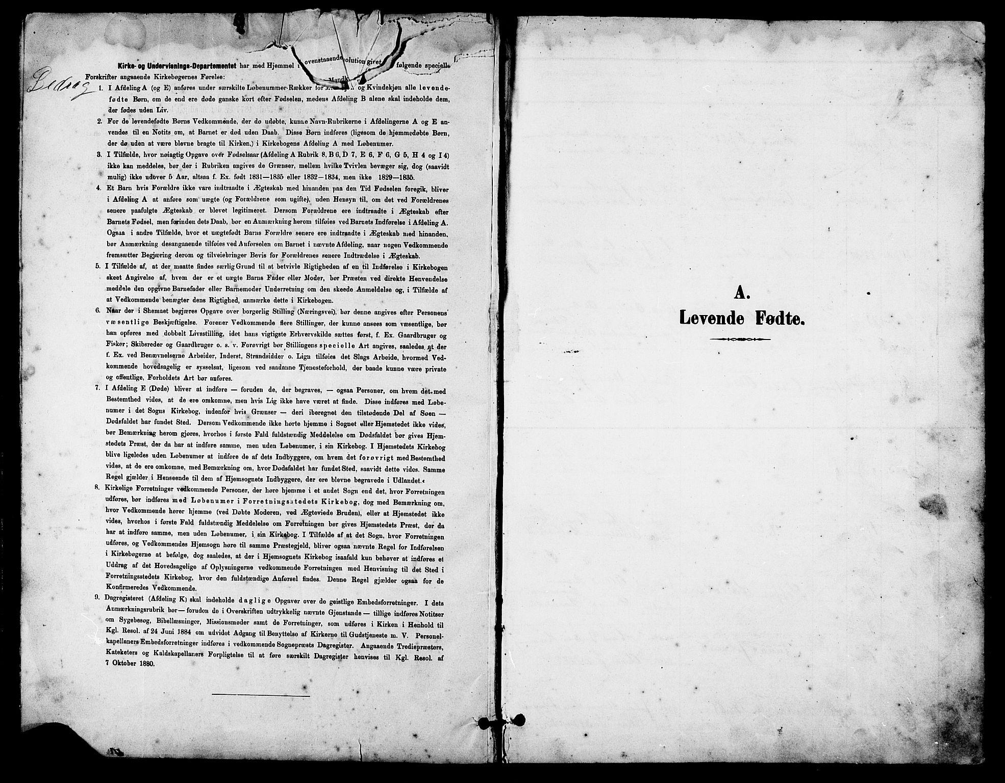 SAT, Ministerialprotokoller, klokkerbøker og fødselsregistre - Sør-Trøndelag, 641/L0598: Klokkerbok nr. 641C02, 1893-1910