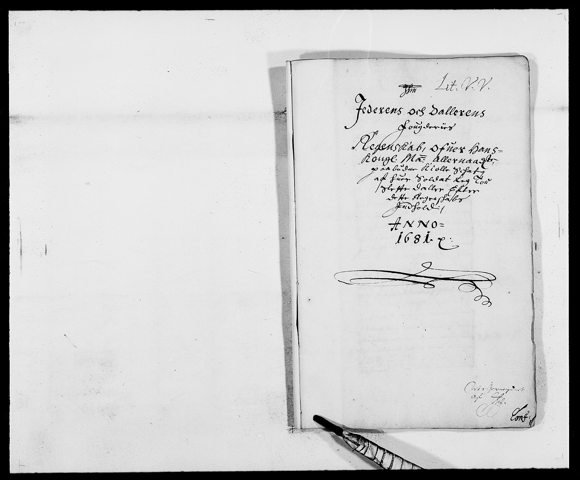 RA, Rentekammeret inntil 1814, Reviderte regnskaper, Fogderegnskap, R46/L2722: Fogderegnskap Jæren og Dalane, 1681, s. 108