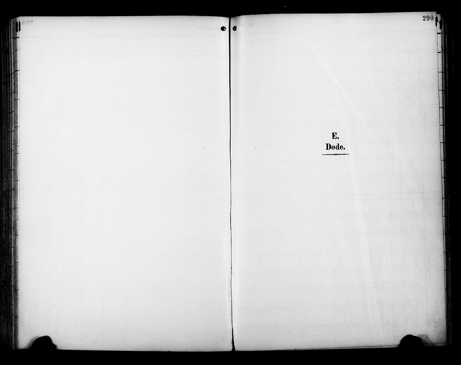 SAT, Ministerialprotokoller, klokkerbøker og fødselsregistre - Sør-Trøndelag, 695/L1149: Ministerialbok nr. 695A09, 1891-1902, s. 290