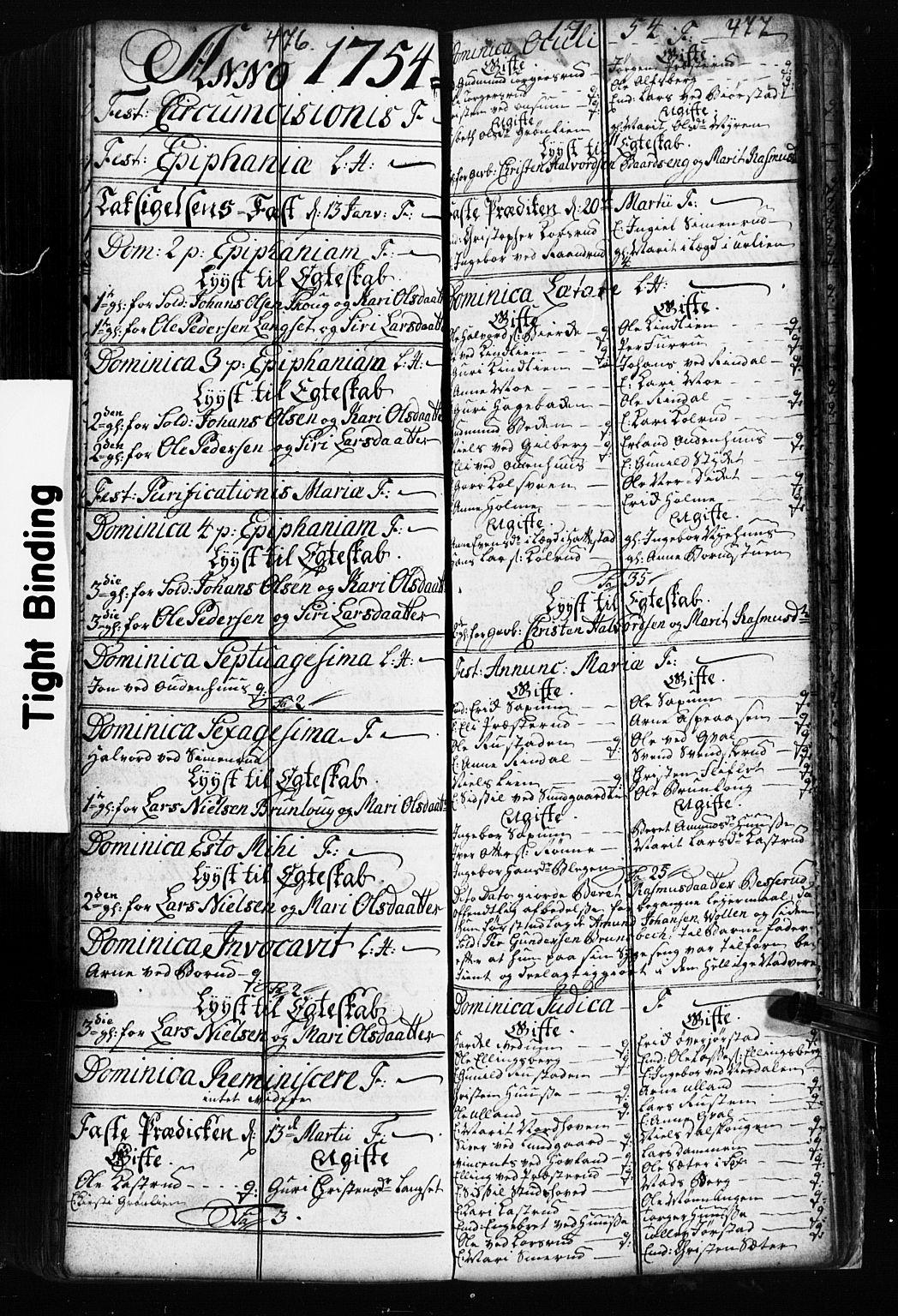 SAH, Fåberg prestekontor, Klokkerbok nr. 2, 1741-1756, s. 476-477