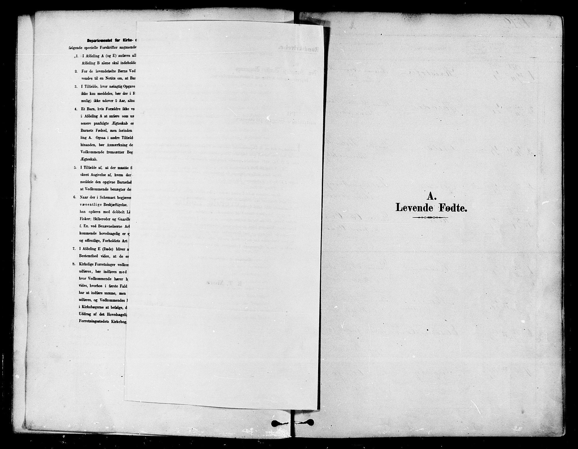 SAKO, Sigdal kirkebøker, F/Fa/L0011: Ministerialbok nr. I 11, 1879-1887