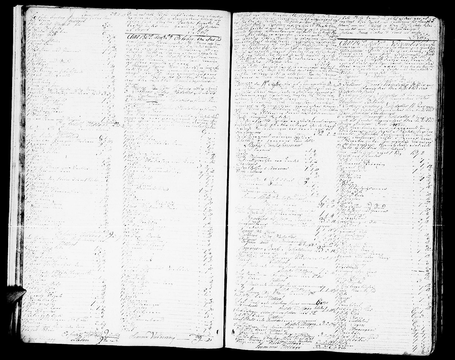 SAT, Romsdal sorenskriveri, 3/3A/L0013: Skifteprotokoll, 1802-1812, s. 34b-35a