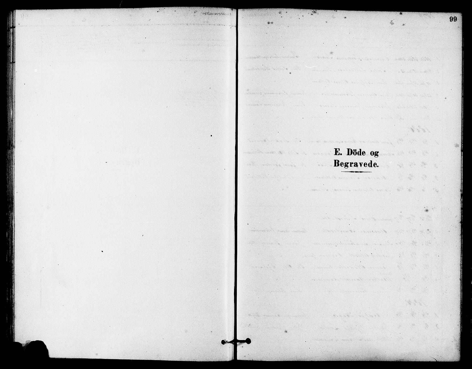 SAST, Egersund sokneprestkontor, Ministerialbok nr. A 16, 1879-1893, s. 99