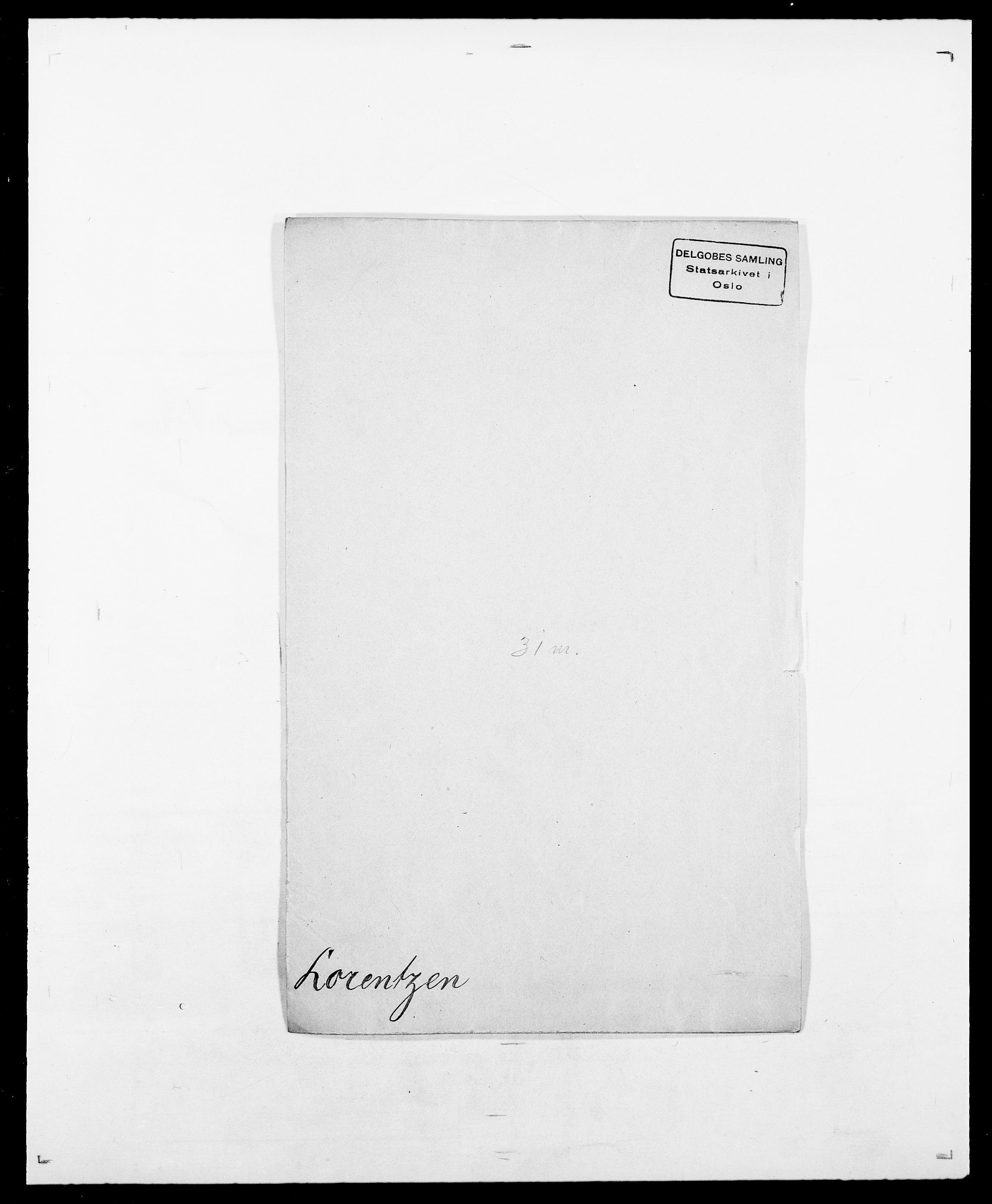 SAO, Delgobe, Charles Antoine - samling, D/Da/L0024: Lobech - Lærum, s. 252