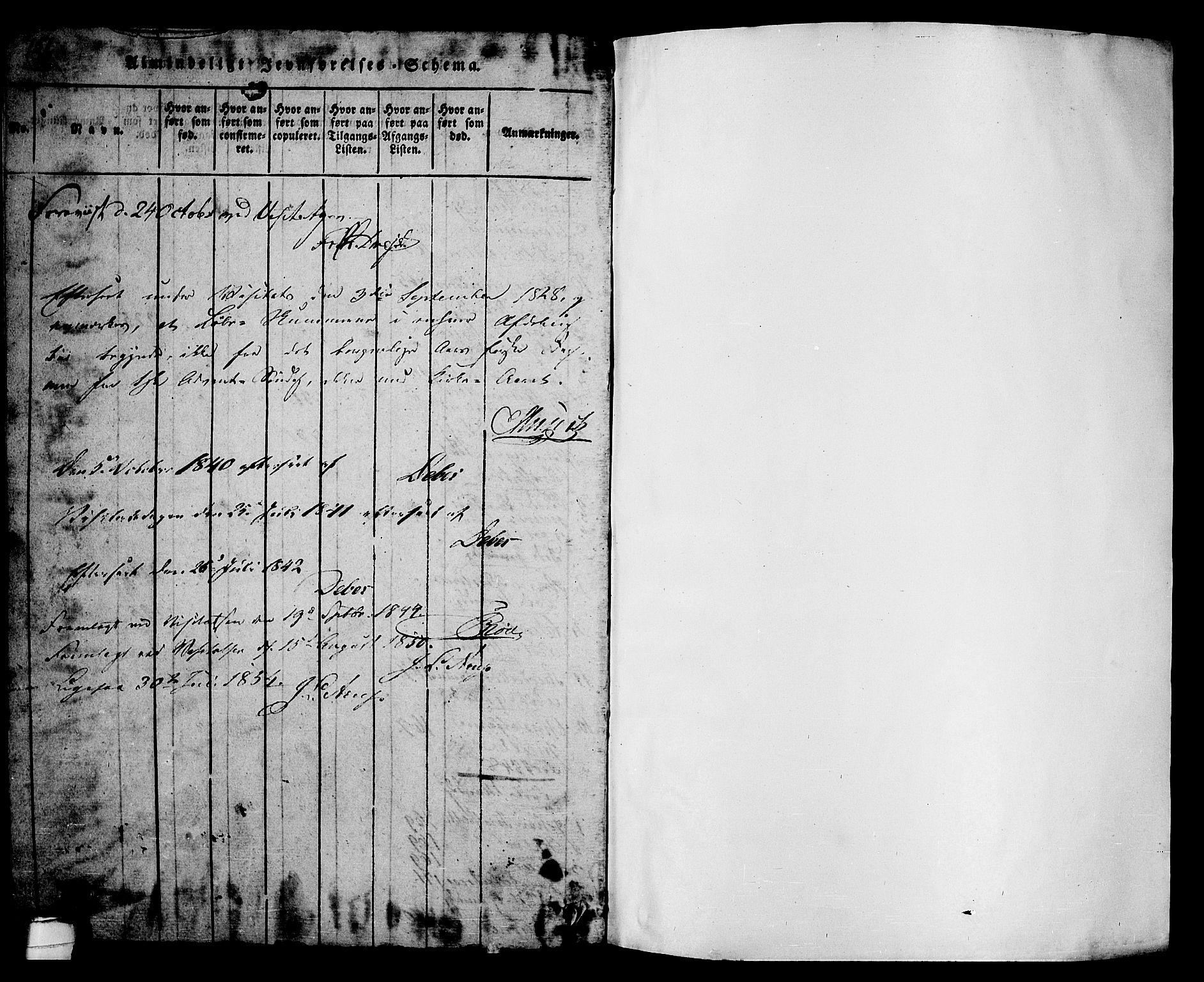 SAKO, Langesund kirkebøker, G/Ga/L0003: Klokkerbok nr. 3, 1815-1858, s. 751-752