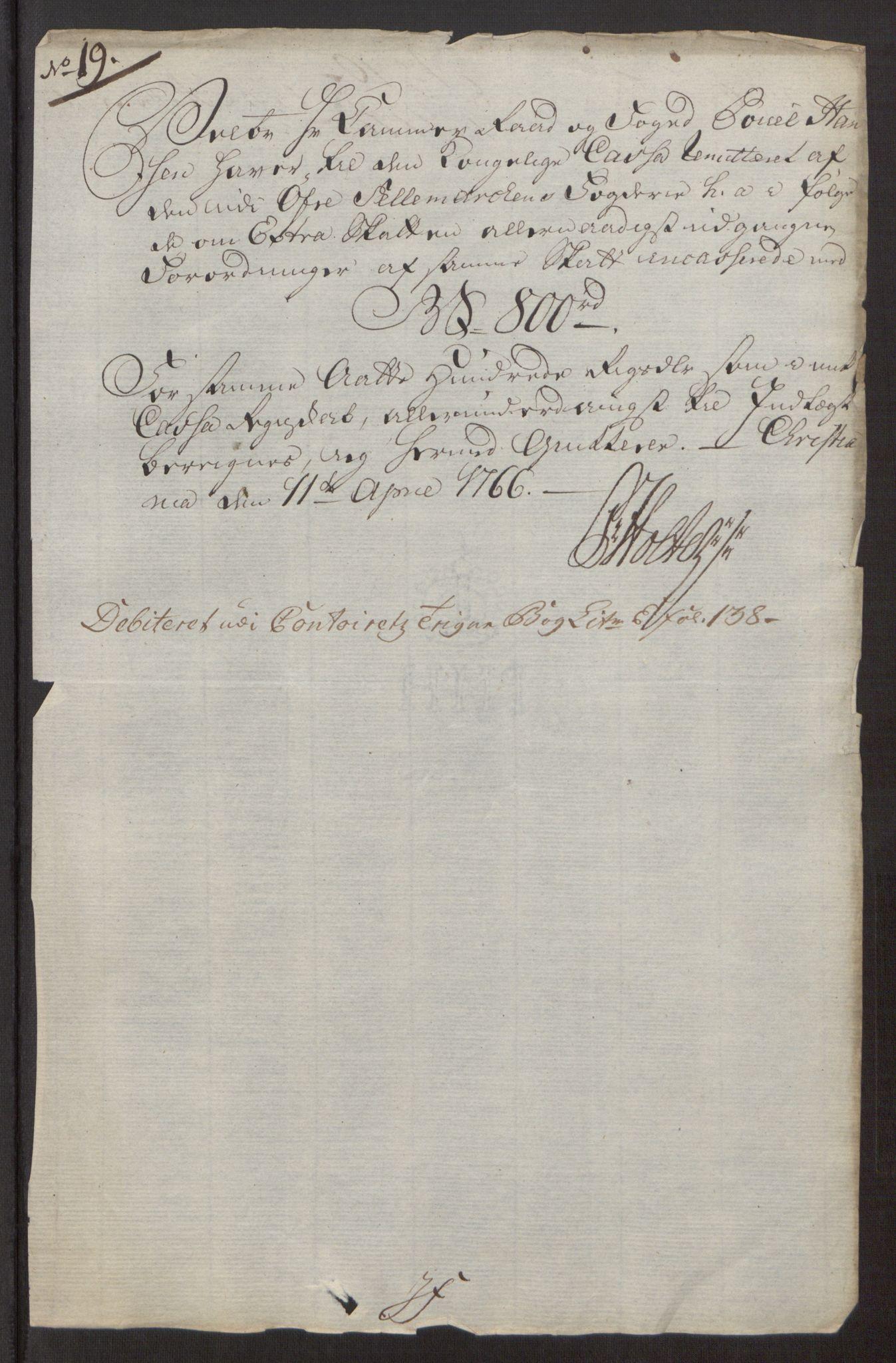 RA, Rentekammeret inntil 1814, Reviderte regnskaper, Fogderegnskap, R38/L2293: Ekstraskatten Øvre Telemark, 1762-1770, s. 65