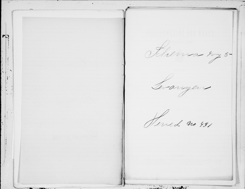 SAT, Folketelling 1900 for 1720 Levanger herred, 1900, s. 1