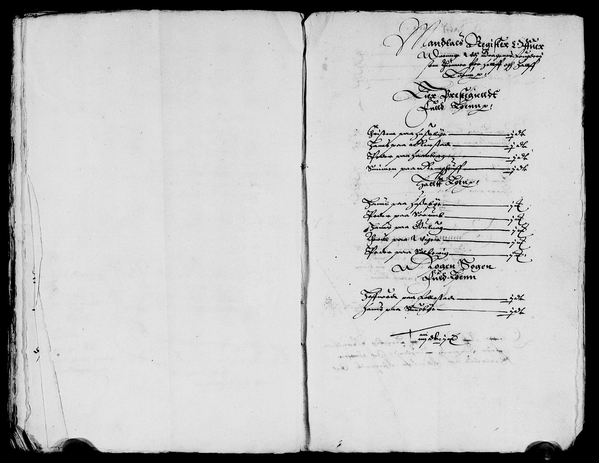 RA, Rentekammeret inntil 1814, Reviderte regnskaper, Lensregnskaper, R/Rb/Rba/L0115: Akershus len, 1633