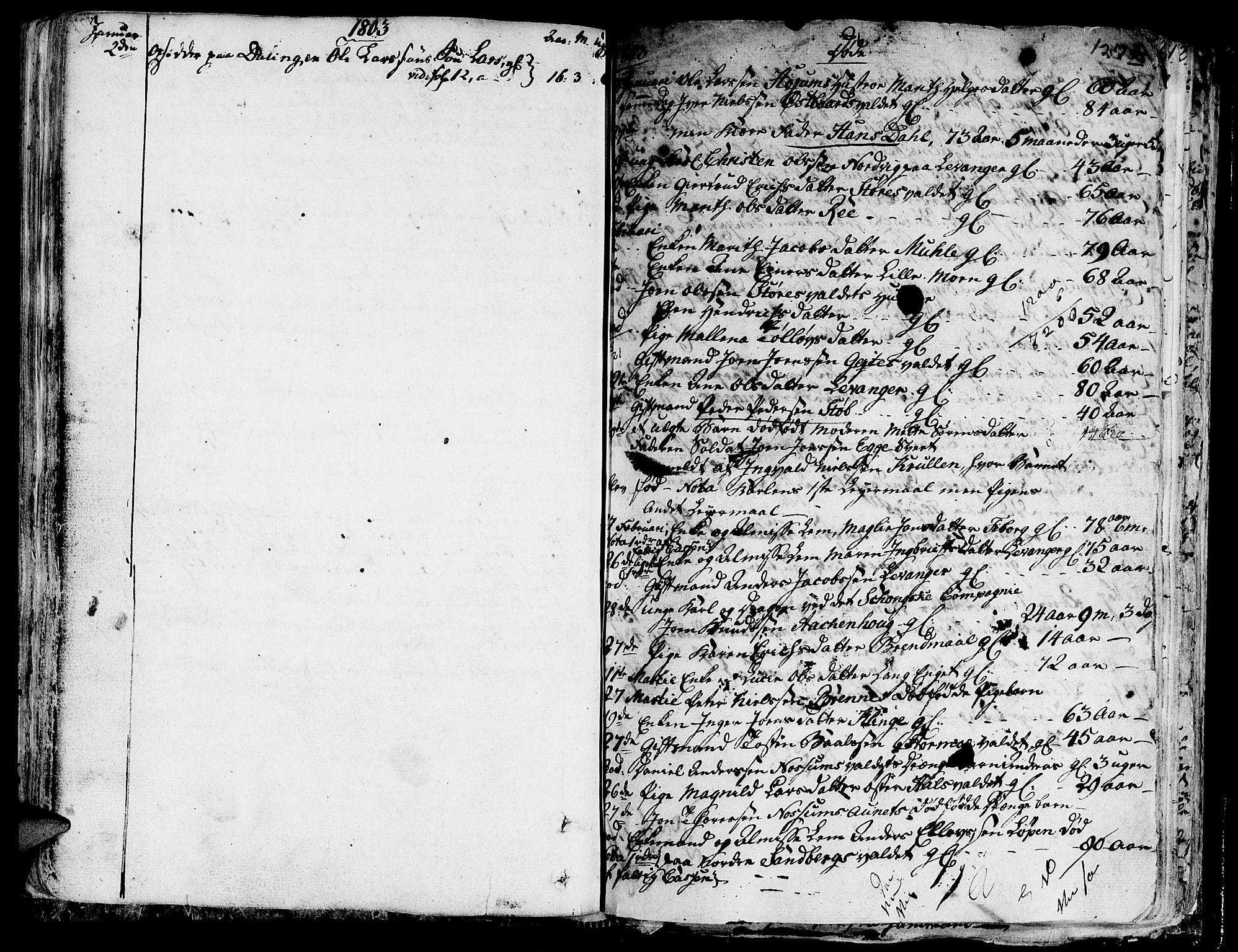 SAT, Ministerialprotokoller, klokkerbøker og fødselsregistre - Nord-Trøndelag, 717/L0142: Ministerialbok nr. 717A02 /1, 1783-1809, s. 127b