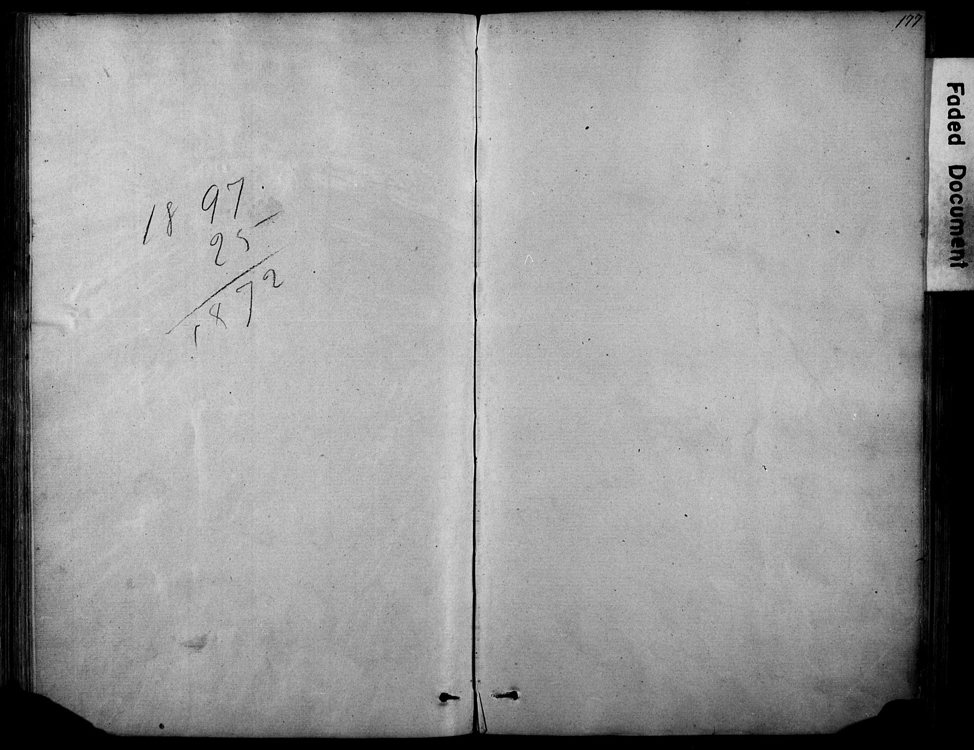 SAKO, Sannidal kirkebøker, F/Fa/L0014: Ministerialbok nr. 14, 1874-1883, s. 177