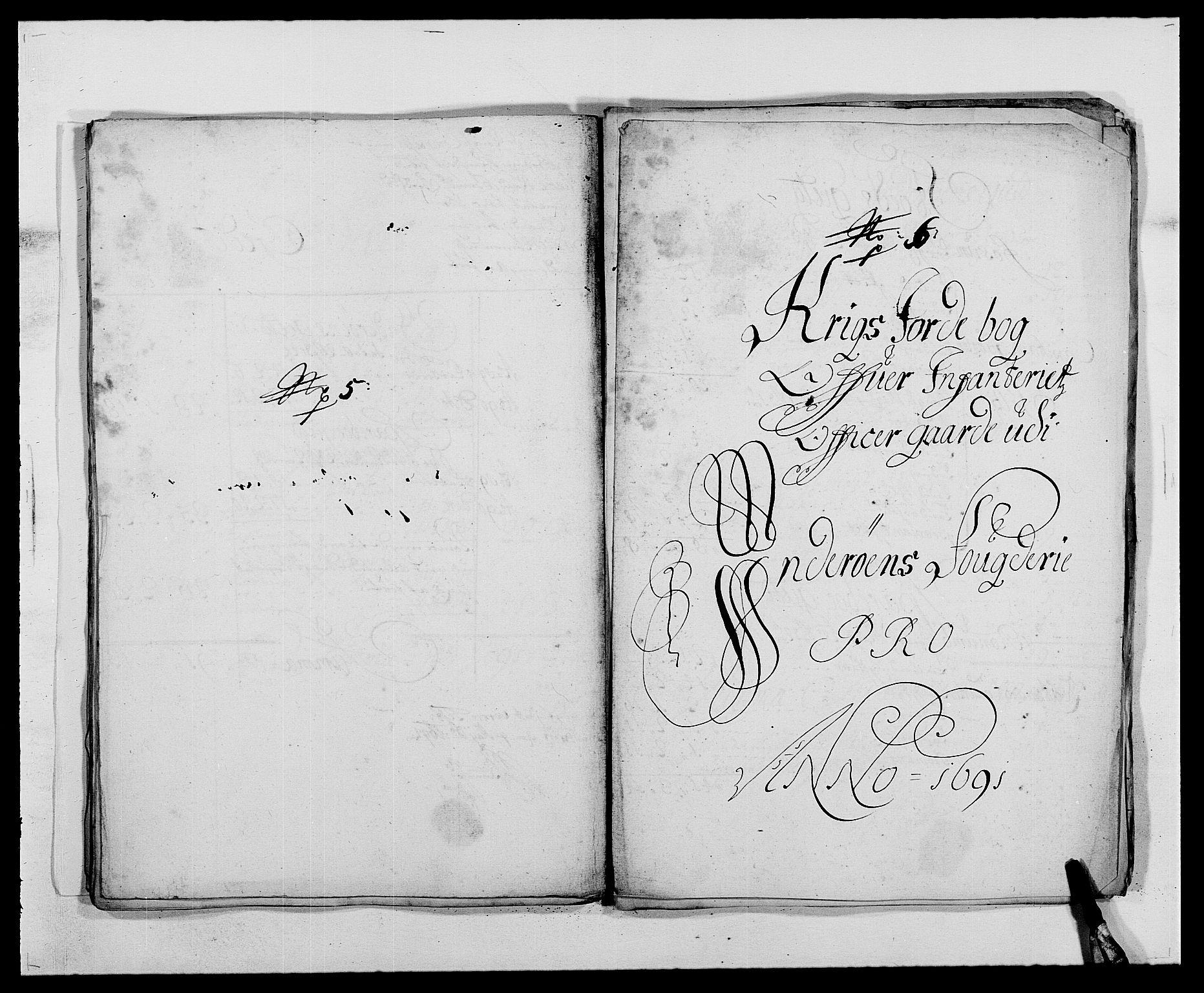 RA, Rentekammeret inntil 1814, Reviderte regnskaper, Fogderegnskap, R63/L4307: Fogderegnskap Inderøy, 1690-1691, s. 436
