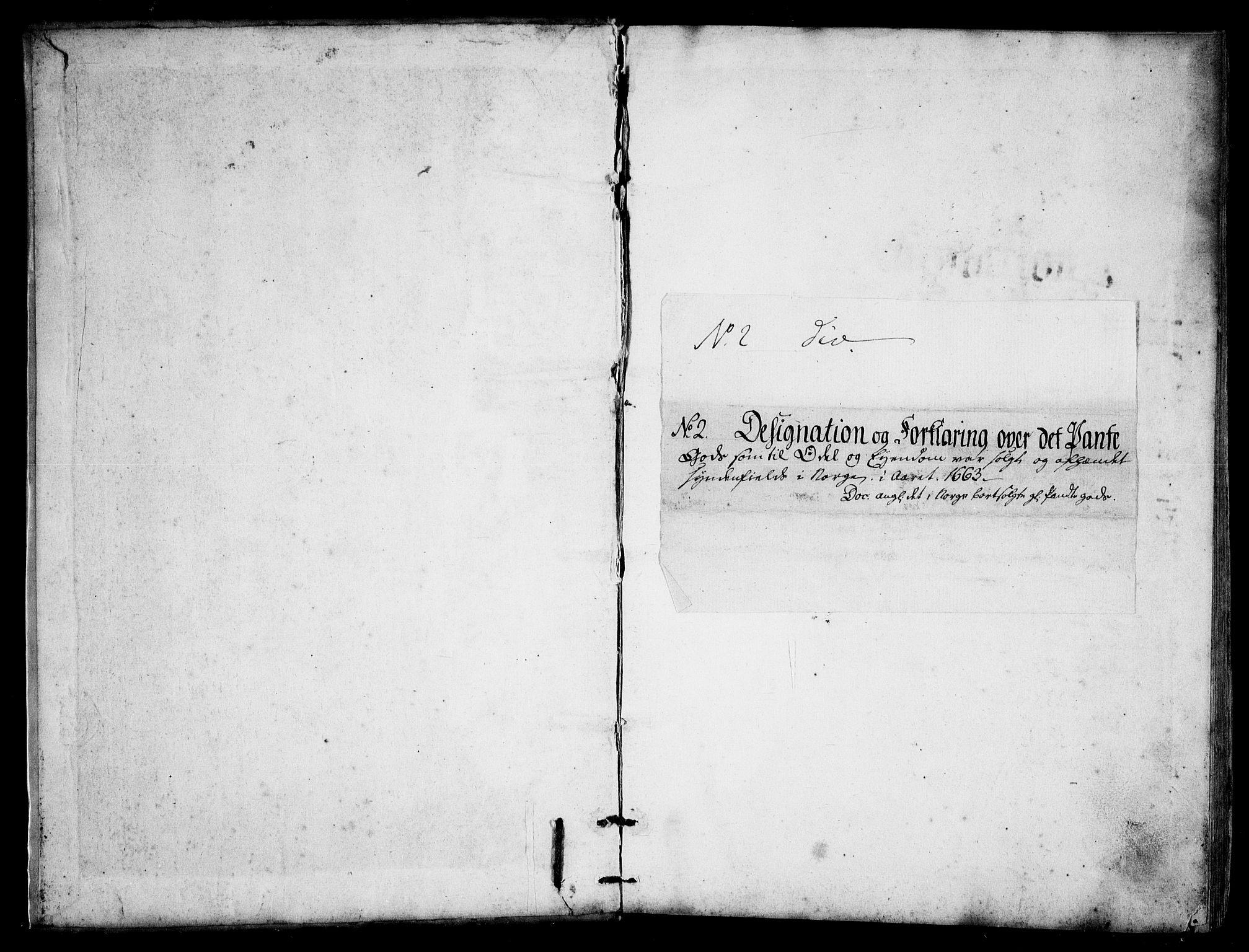 RA, Rentekammeret inntil 1814, Realistisk ordnet avdeling, On/L0011: [Jj 12]: Salg av pante- og reluisjonsgods i Norge, 1658-1729, s. 4