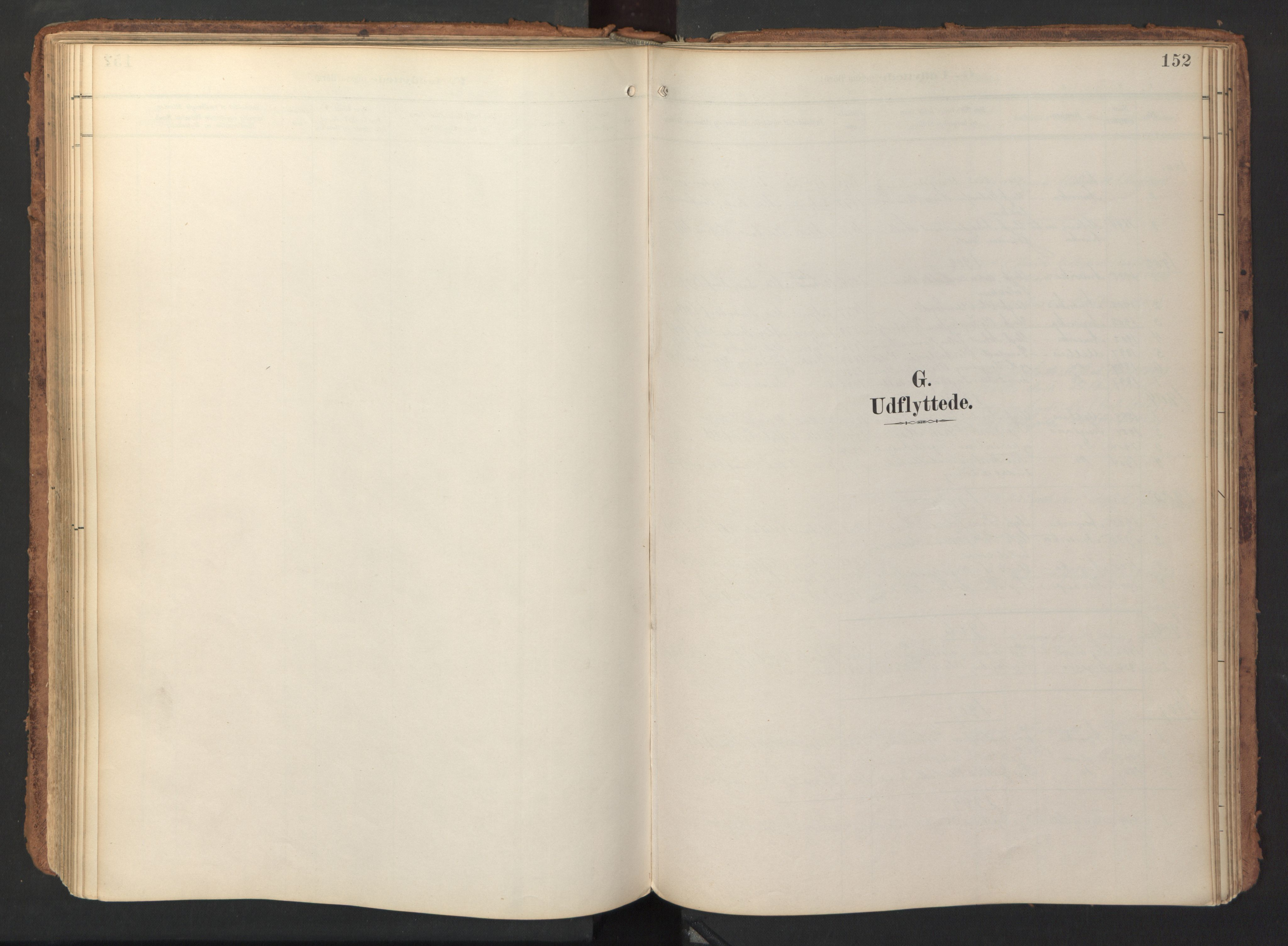 SAT, Ministerialprotokoller, klokkerbøker og fødselsregistre - Sør-Trøndelag, 690/L1050: Ministerialbok nr. 690A01, 1889-1929, s. 152