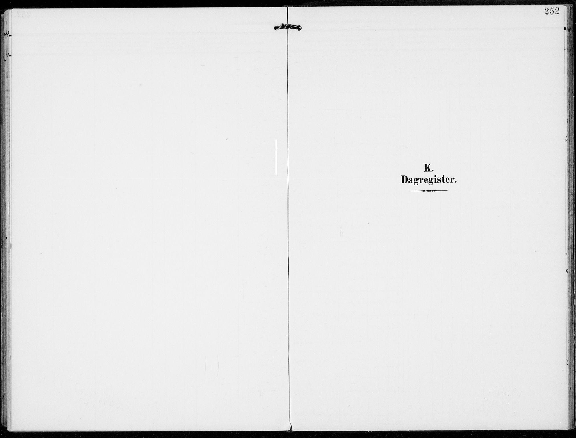 SAH, Alvdal prestekontor, Ministerialbok nr. 4, 1907-1919, s. 252