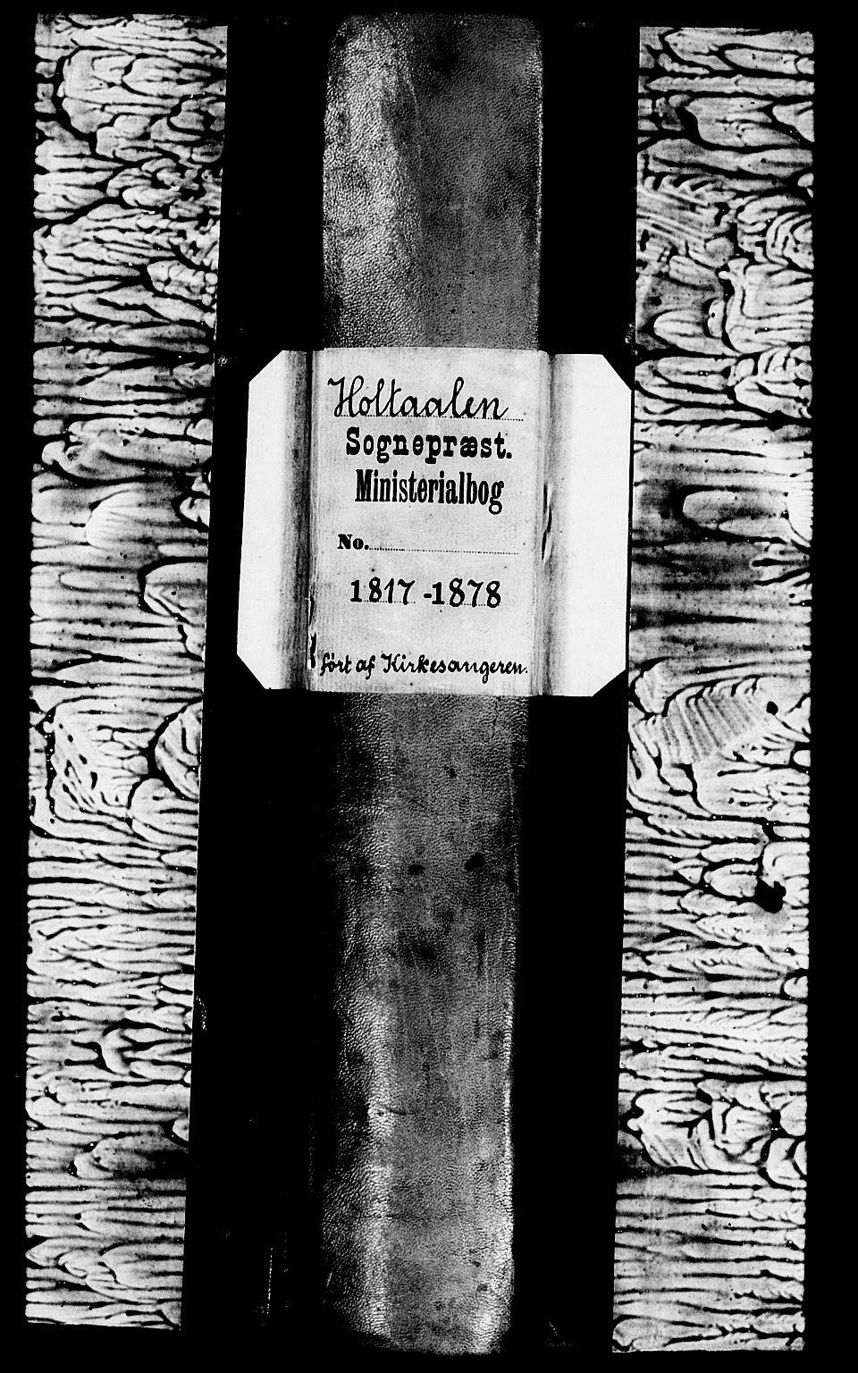 SAT, Ministerialprotokoller, klokkerbøker og fødselsregistre - Sør-Trøndelag, 685/L0976: Klokkerbok nr. 685C01, 1817-1878
